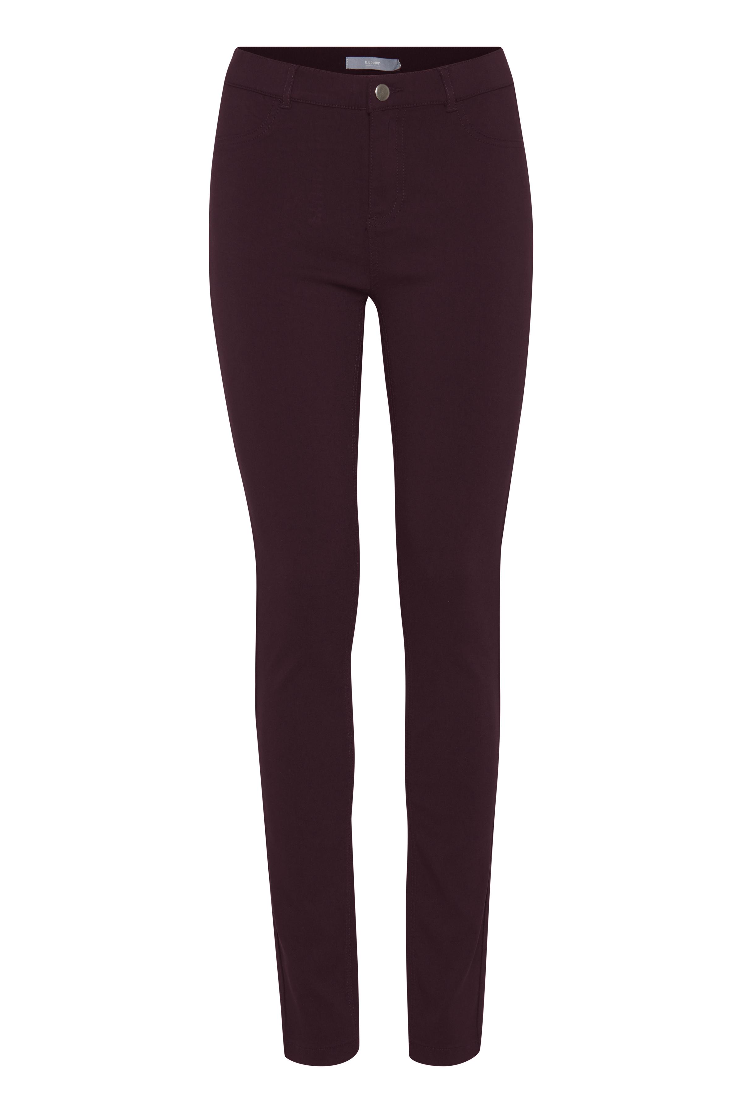 Beetroot Pants Casual fra b.young – Køb Beetroot Pants Casual fra str. 34-40 her