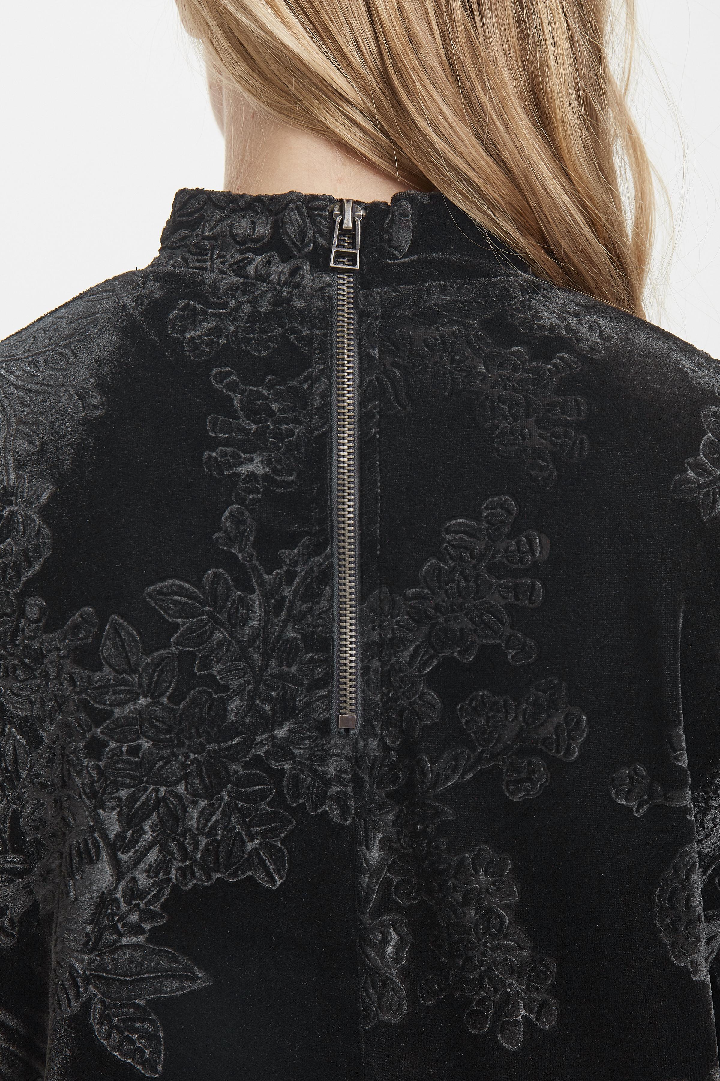 Black Blouse met lange mouwen van b.young – Koop Black Blouse met lange mouwen hier van size XS-XXL