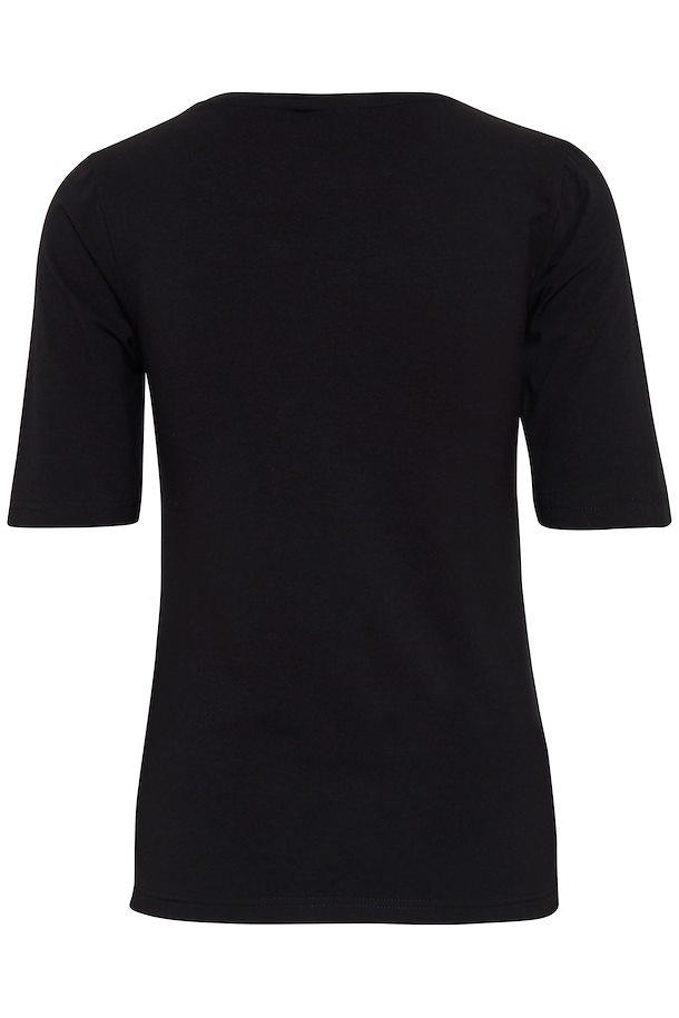 b.young Off white stripe COMBI 10 BYPamila T-shirt - Kjøp