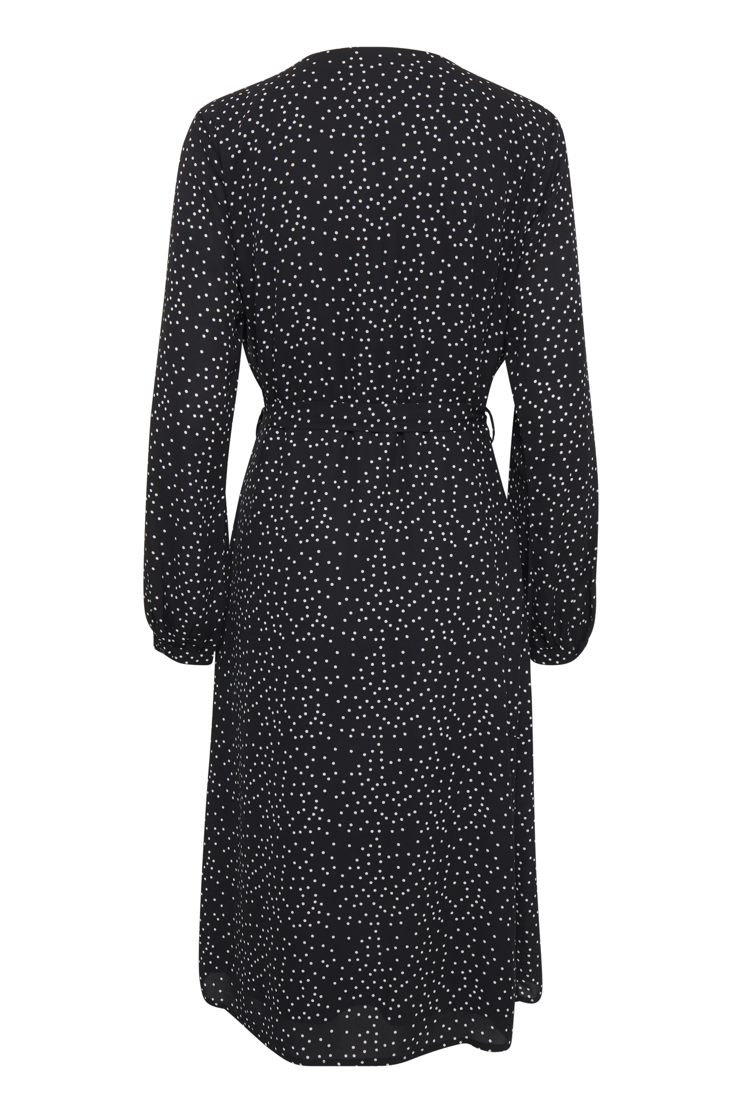 Black combi 1 Dress from b.young – Buy Black combi 1 Dress from size 34-42 here