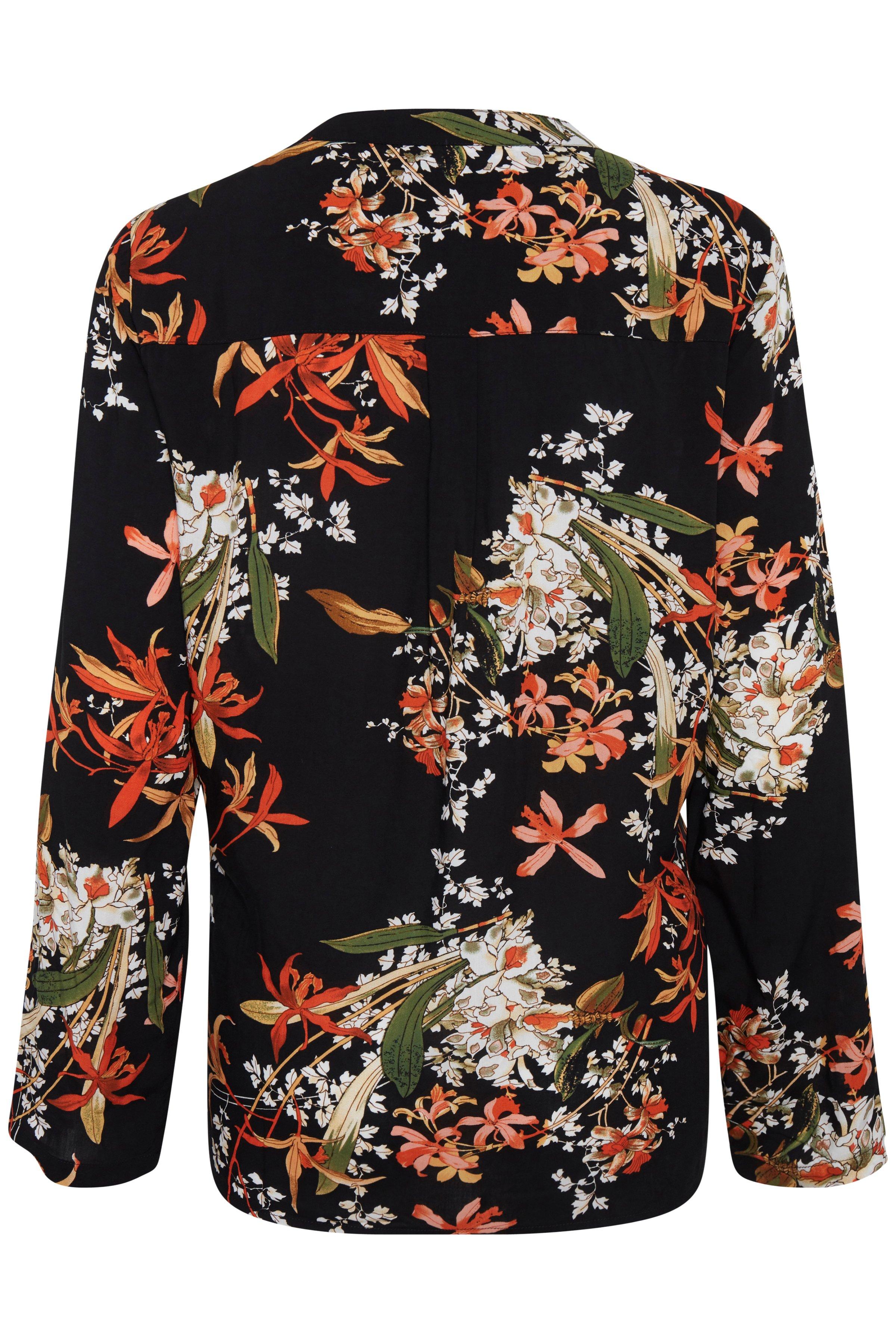 Black combi 1 Langærmet skjorte fra b.young – Køb Black combi 1 Langærmet skjorte fra str. 34-42 her