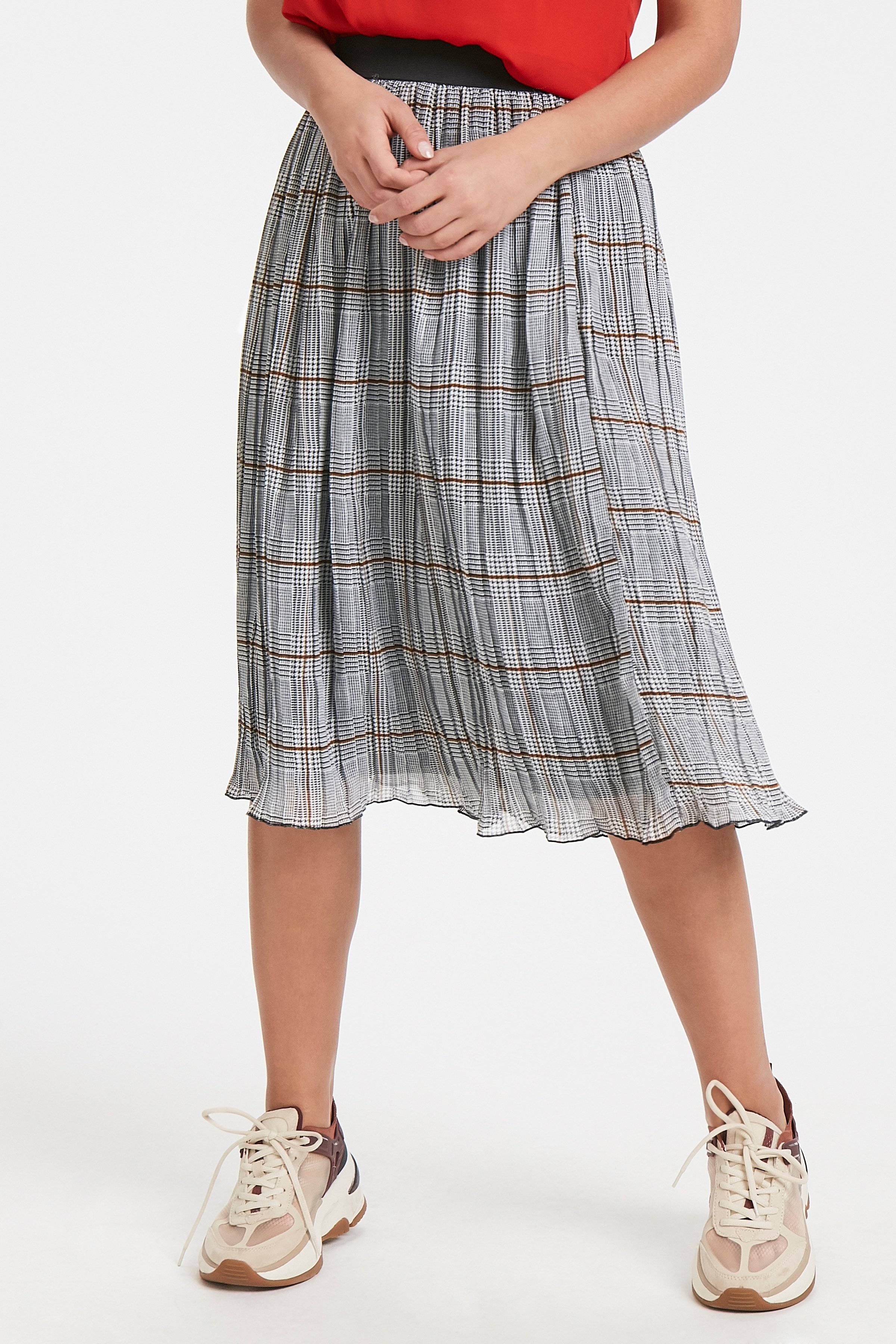 Black combi 1 Skirt from b.young – Buy Black combi 1 Skirt from size 36-46 here