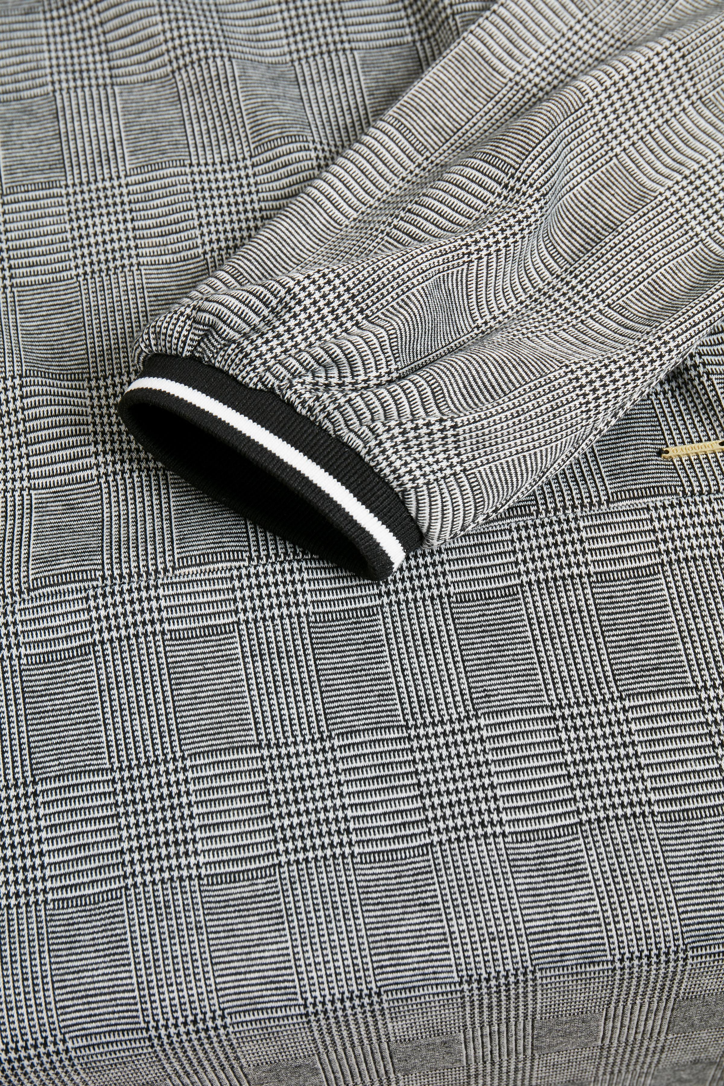 Black combi Jerseykleid von b.young – Kaufen Sie Black combi Jerseykleid aus Größe XS-XXL hier