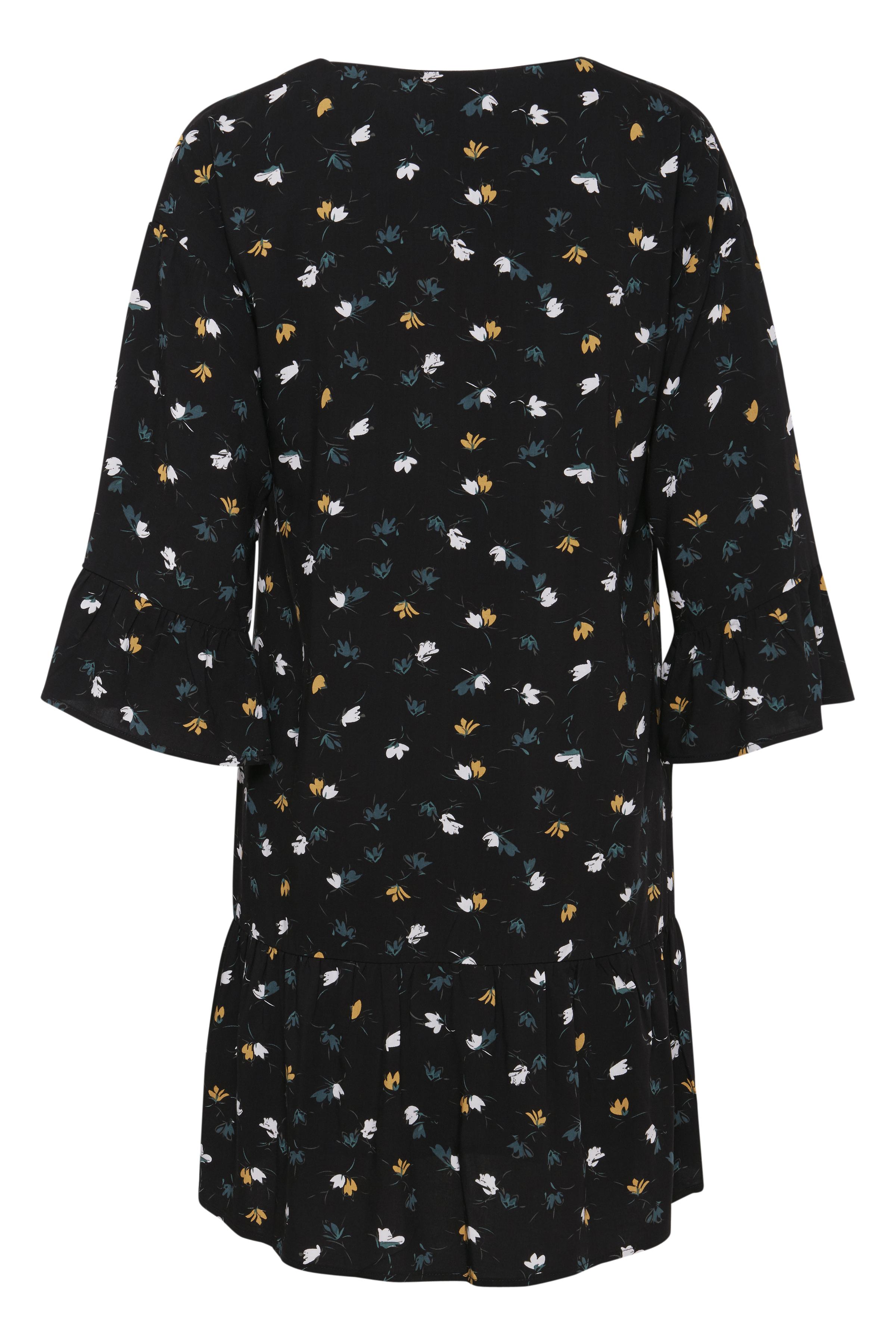 Black combi Kleid von b.young – Kaufen Sie Black combi Kleid aus Größe 36-42 hier