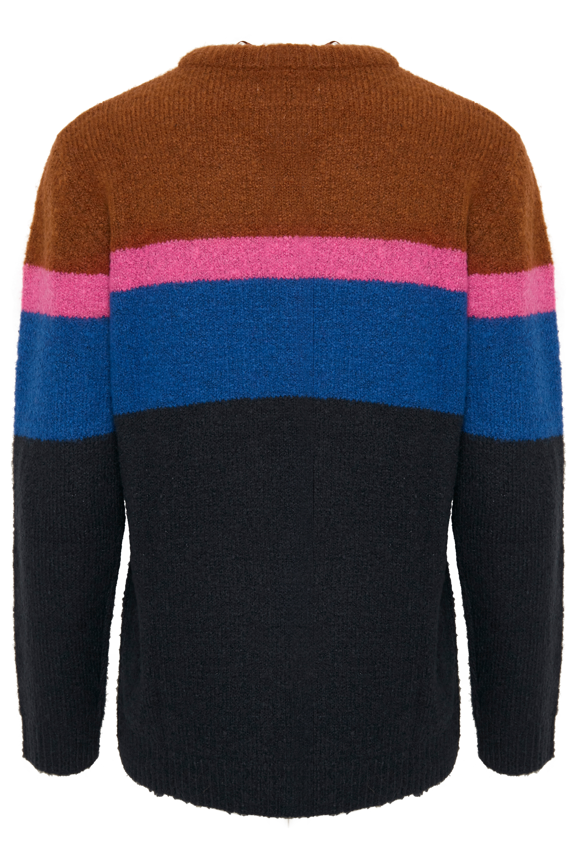 Black combi mel. Knitted pullover from b.young – Buy Black combi mel. Knitted pullover from size XS-XXL here