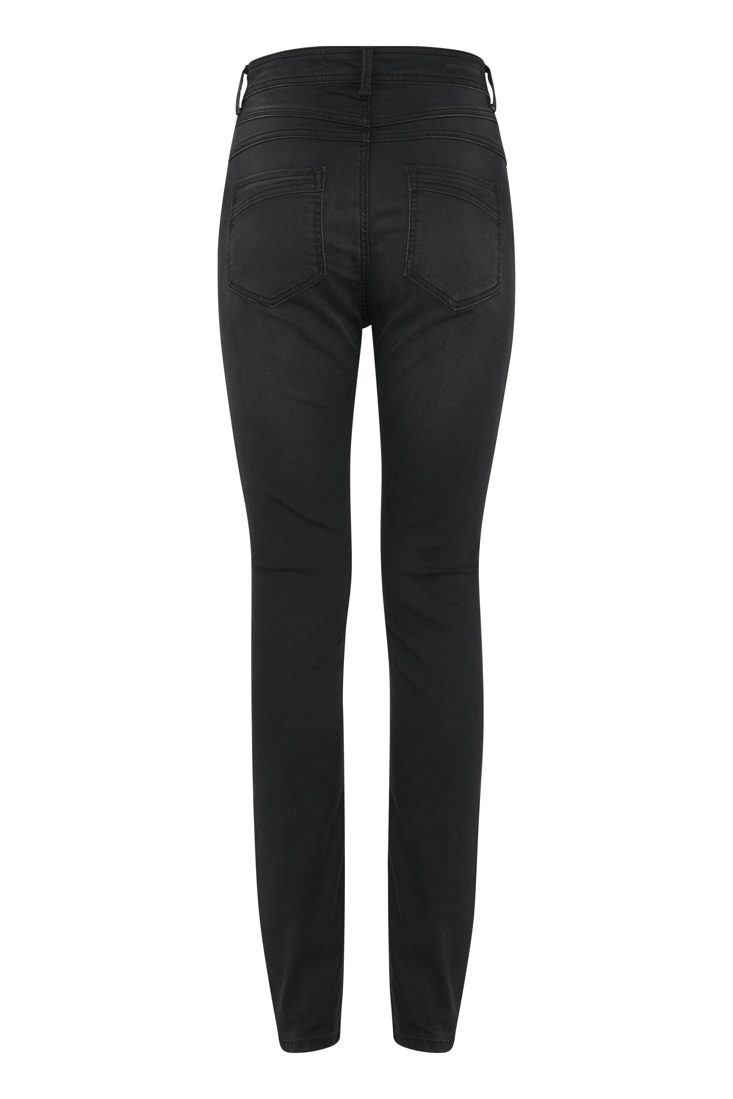 Black Denim Jeans fra b.young – Køb Black Denim Jeans fra str. 25-36 her