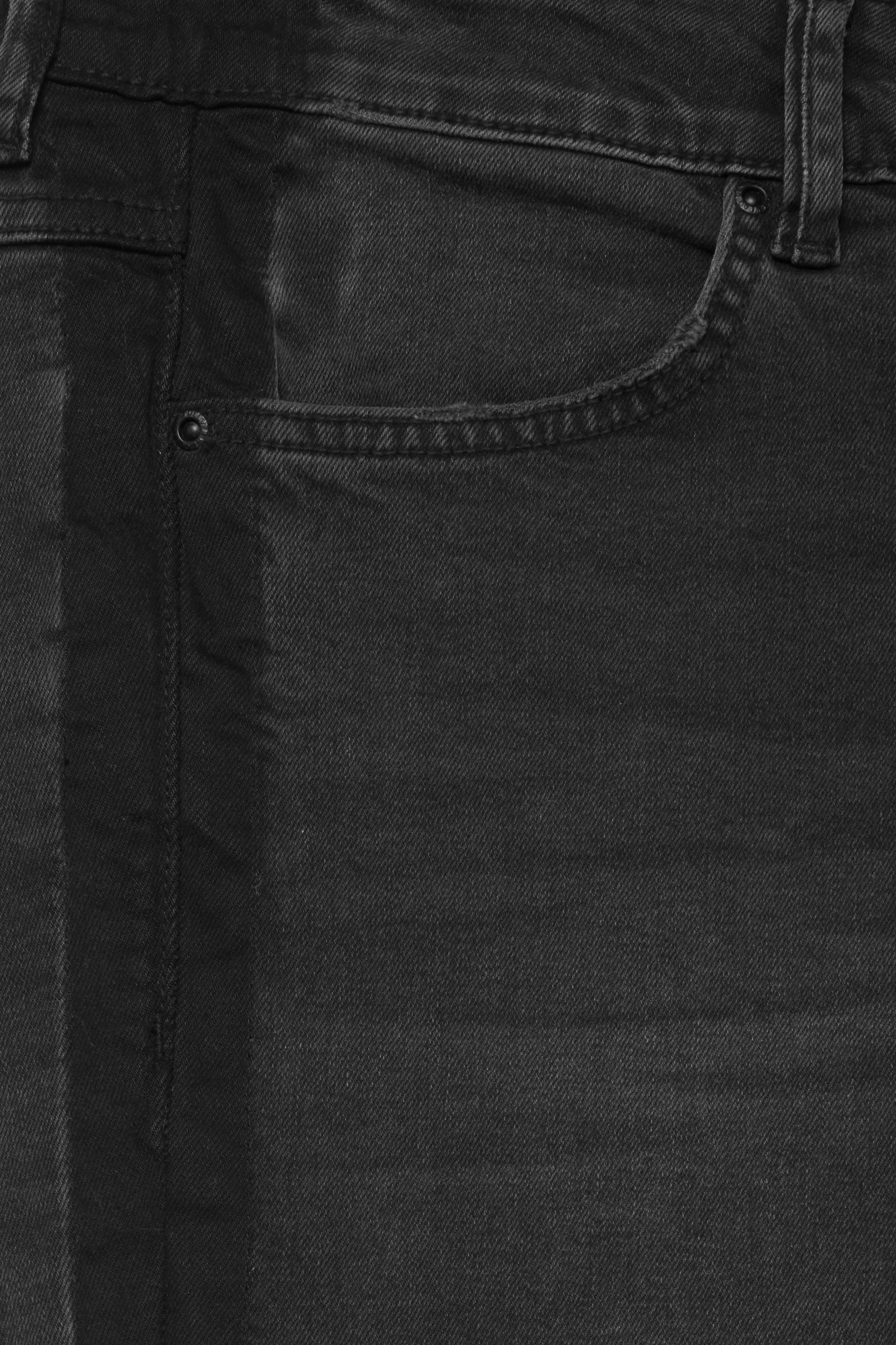 Black denim Jeans fra b.young – Køb Black denim Jeans fra str. 26-34 her