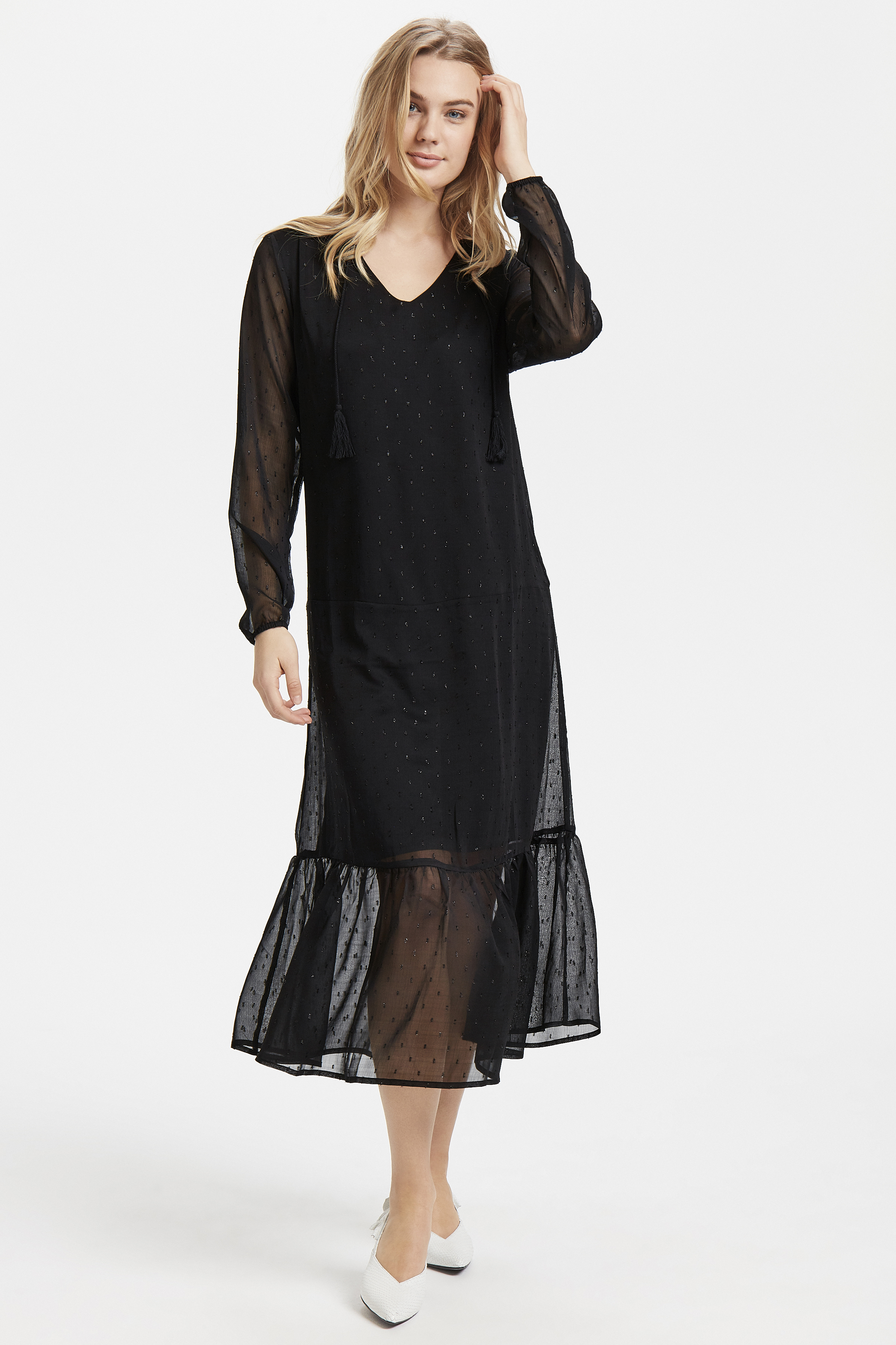 Black Dress from b.young – Buy Black Dress from size 34-42 here