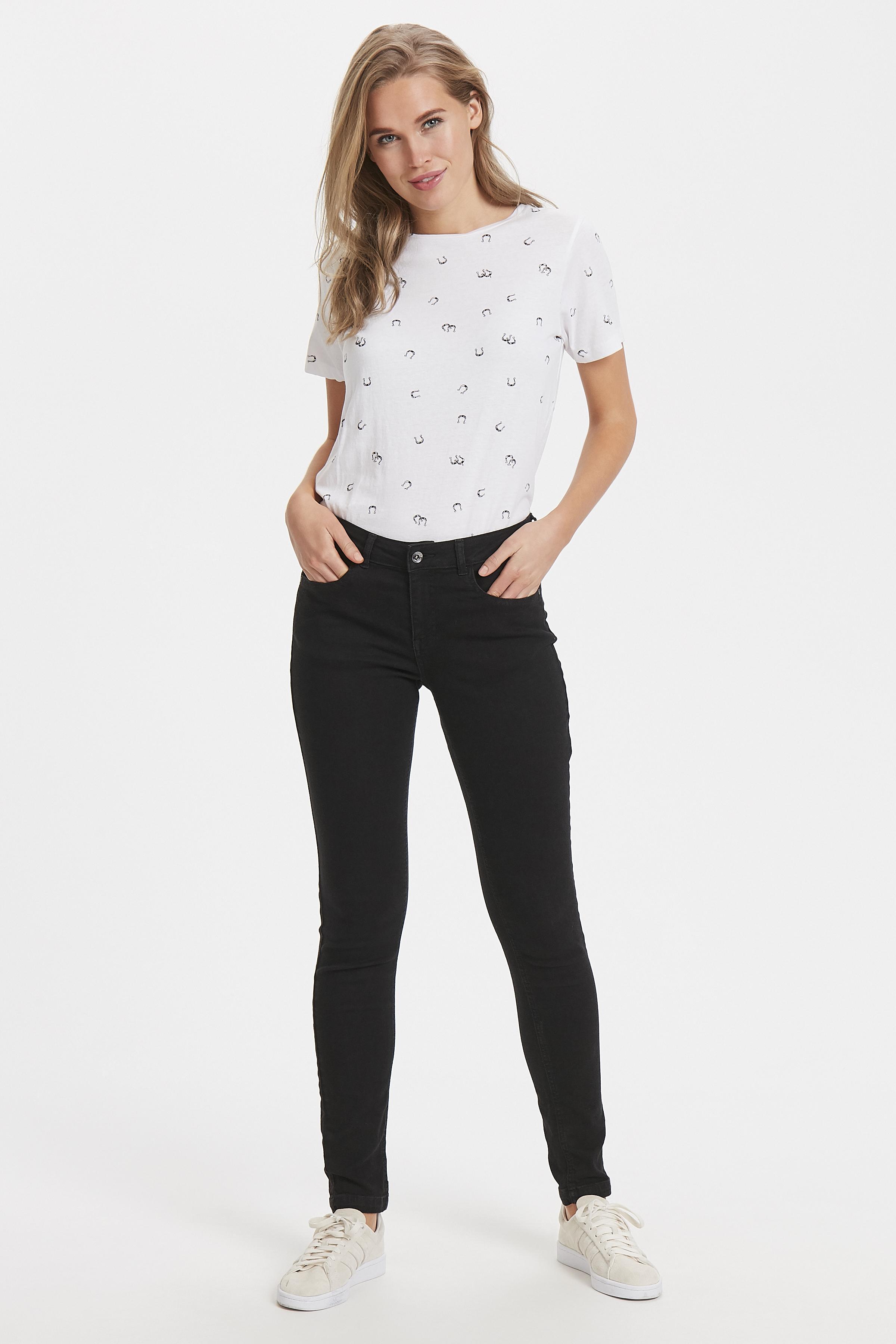 Black Jeans van b.young – Koop Black Jeans hier van size 25-36