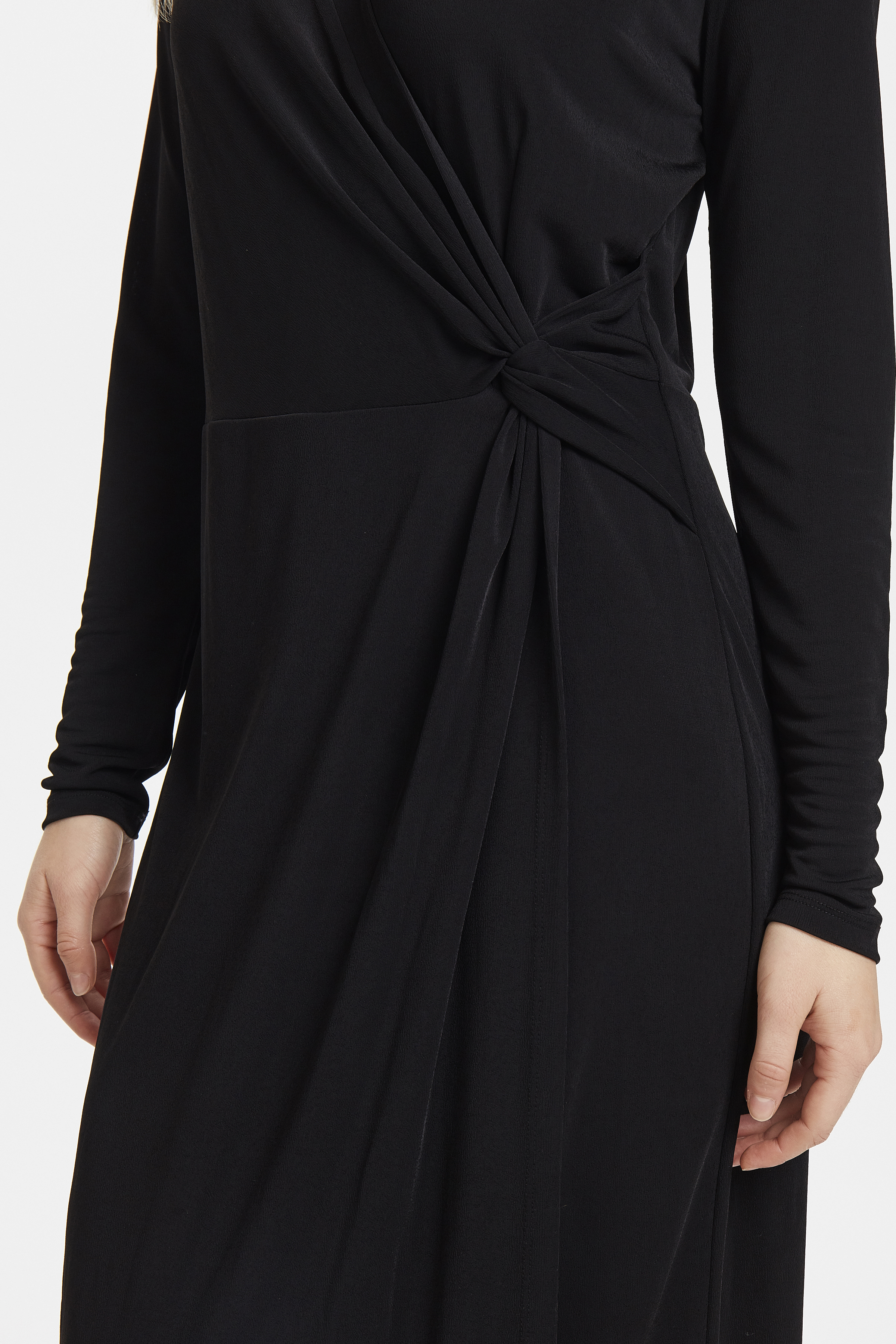 Black Jersey dress from b.young – Buy Black Jersey dress from size S-XXL here