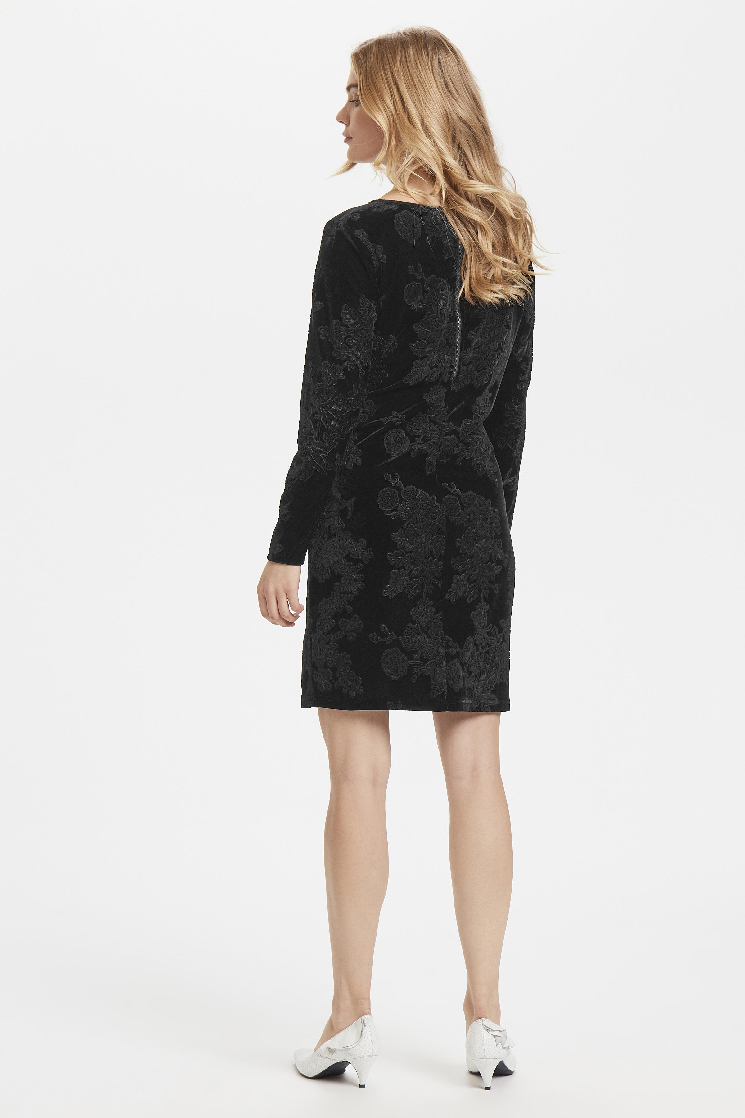 Black Jerseykjole fra b.young – Køb Black Jerseykjole fra str. XS-XXL her