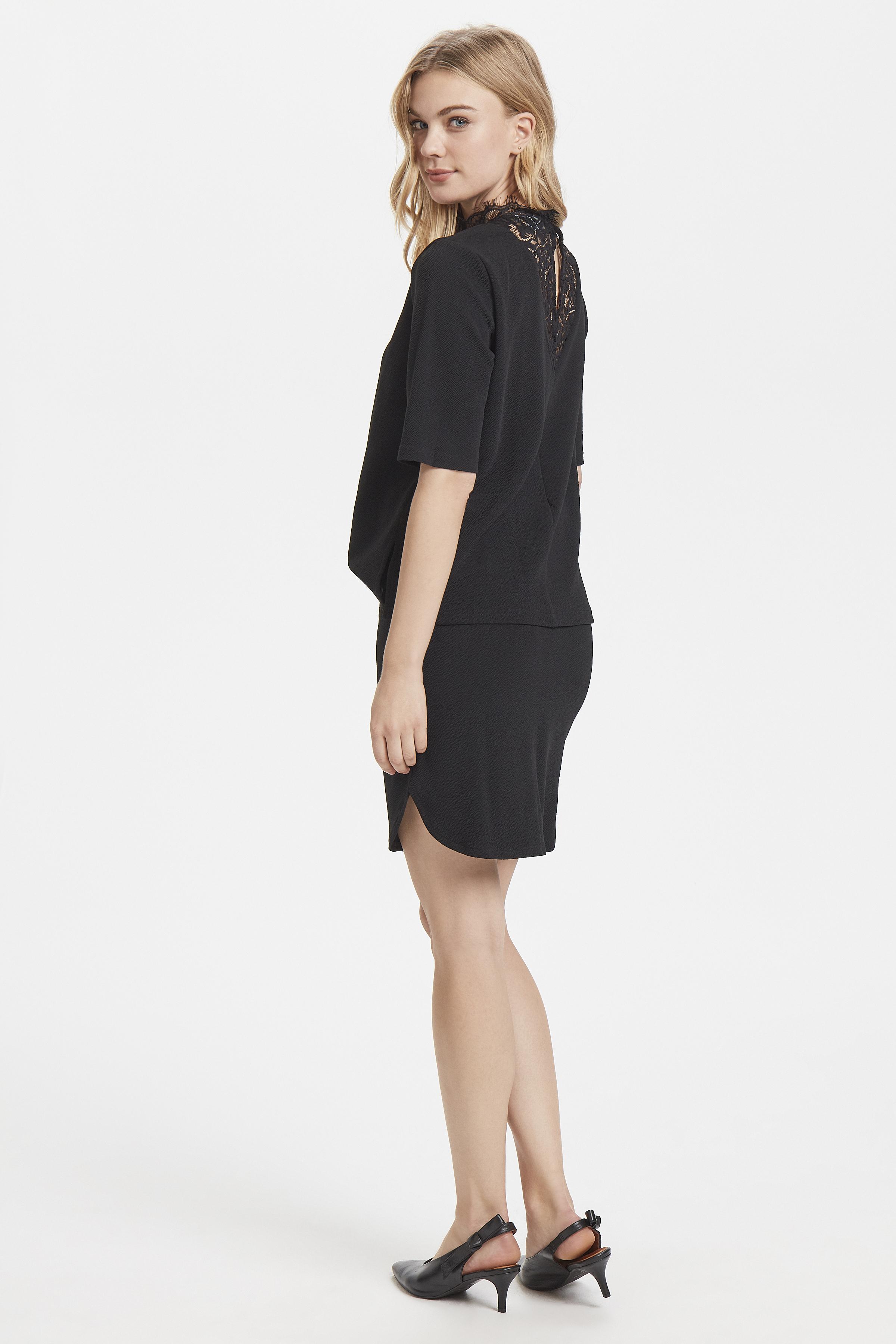 Black Jerseyklänning från b.young – Köp Black Jerseyklänning från storlek XS-XL här