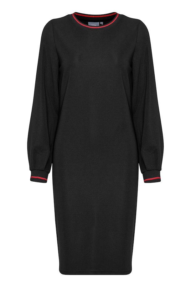 f831f5260873 Black Jerseyklänning från b.young – Köp Black Jerseyklänning från storlek  XS-XXL här