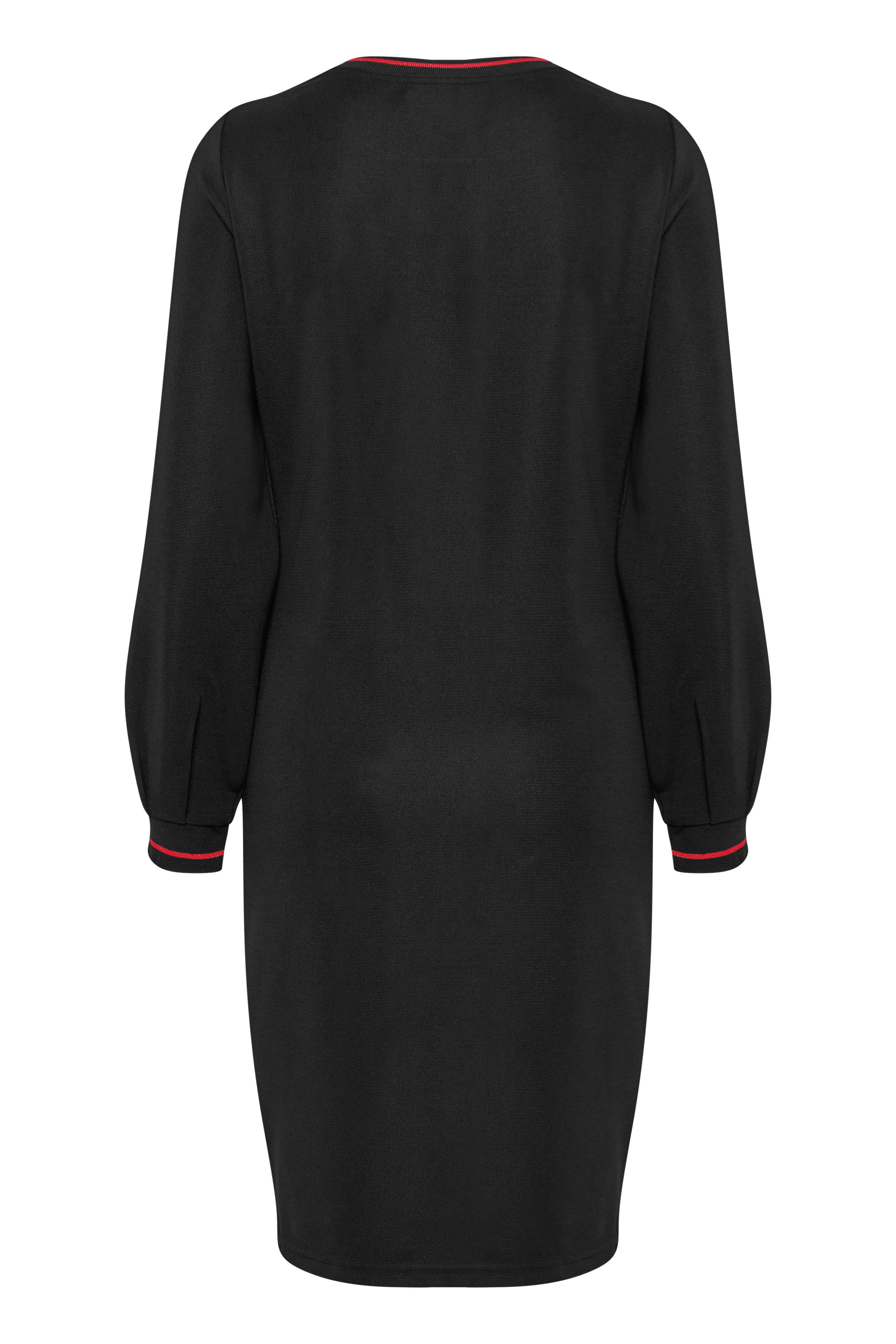 Black Jerseyklänning från b.young – Köp Black Jerseyklänning från storlek XS-XXL här