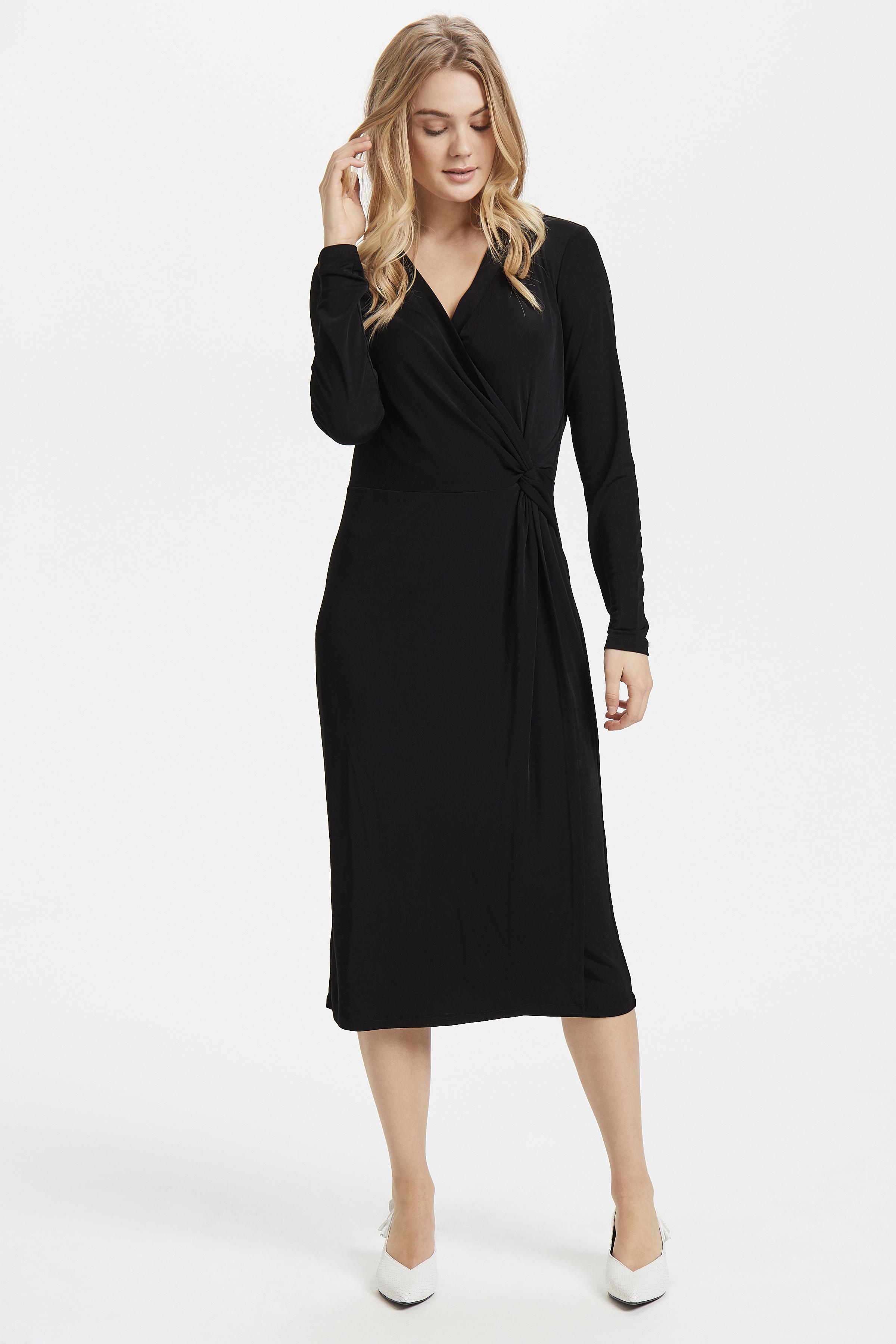 Black Jerseyklänning från b.young – Köp Black Jerseyklänning från storlek S-XXL här