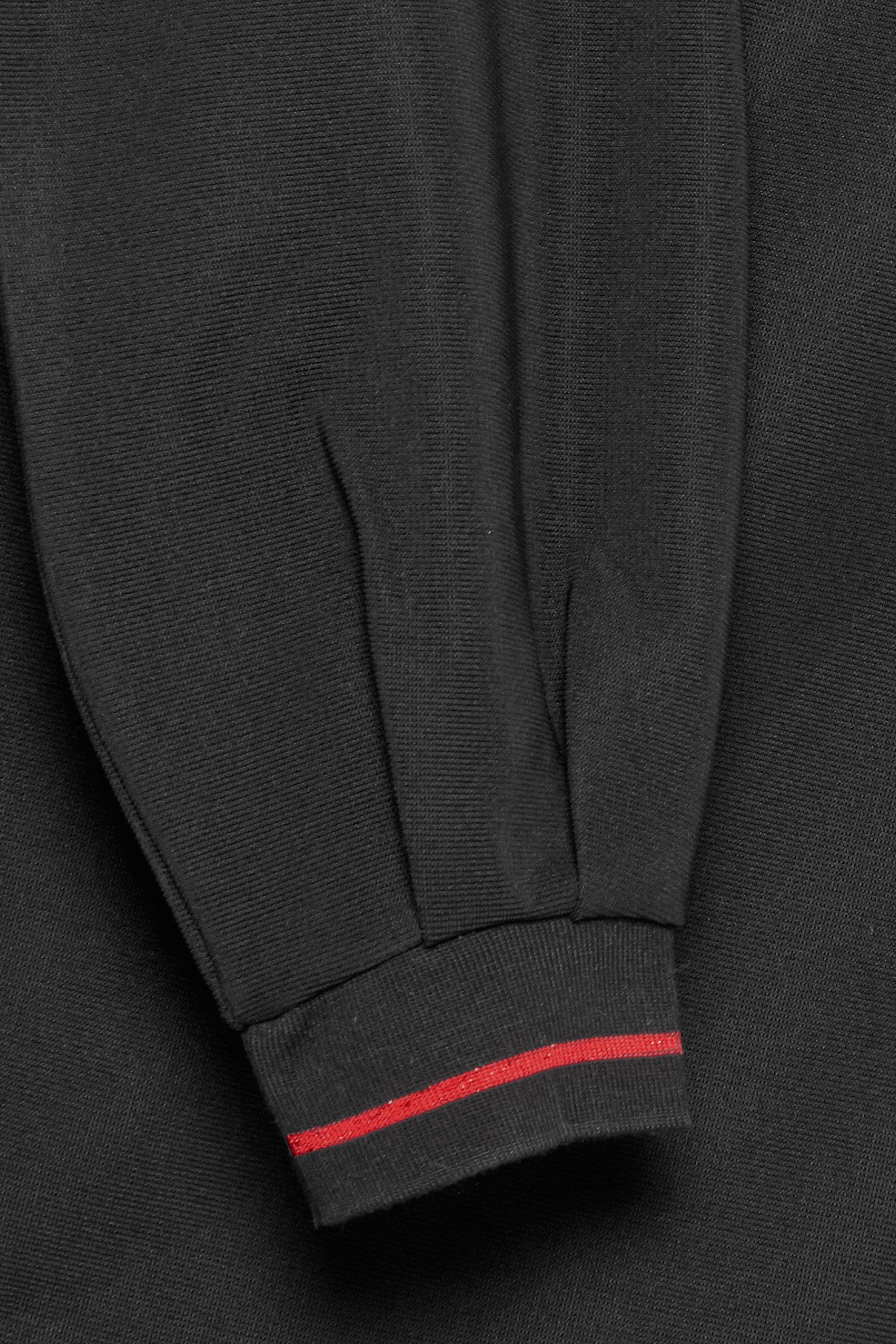 Black Jerseykleid von b.young – Kaufen Sie Black Jerseykleid aus Größe XS-XXL hier