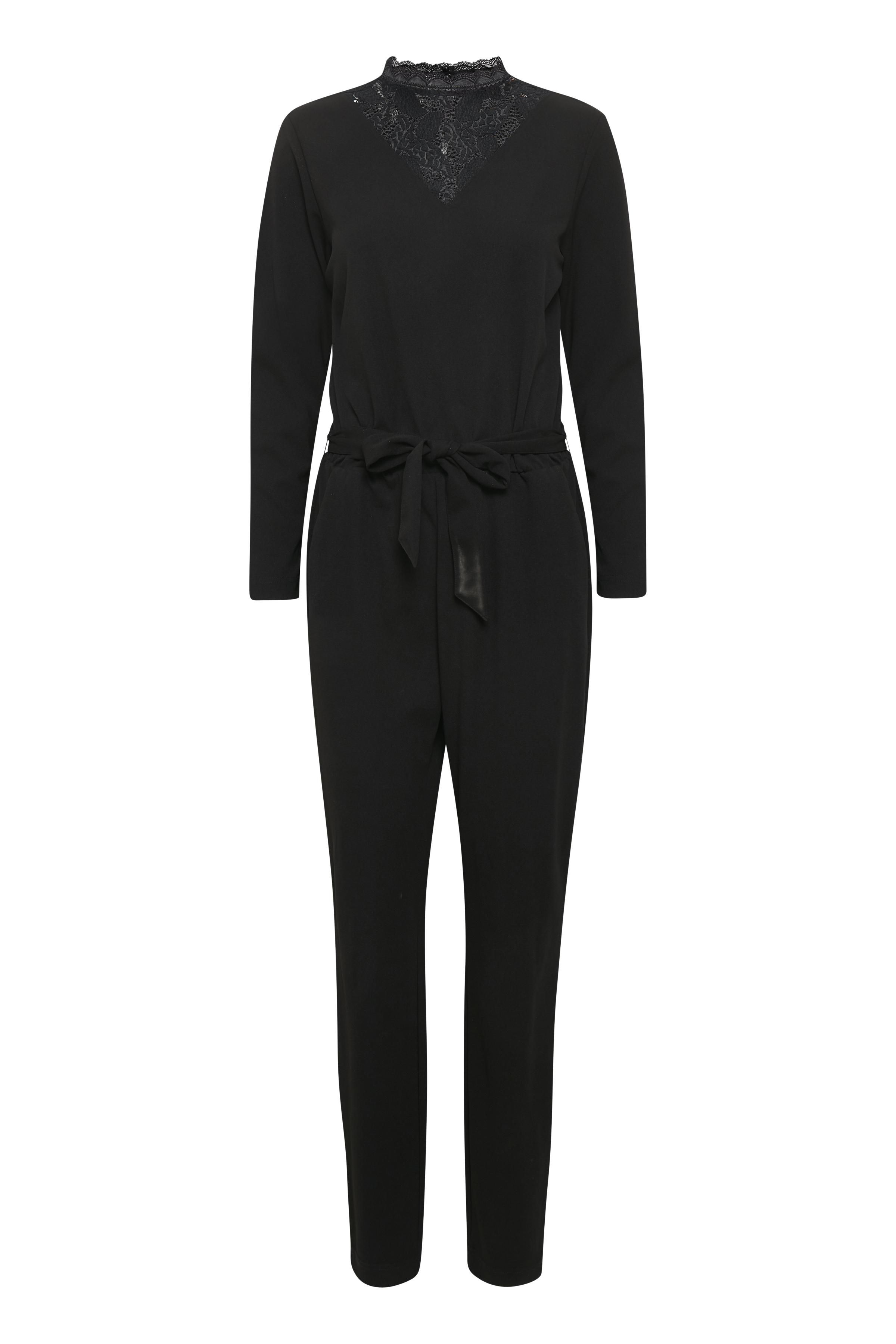Black Jumpsuit van b.young – Koop Black Jumpsuit hier van size XS-XXL