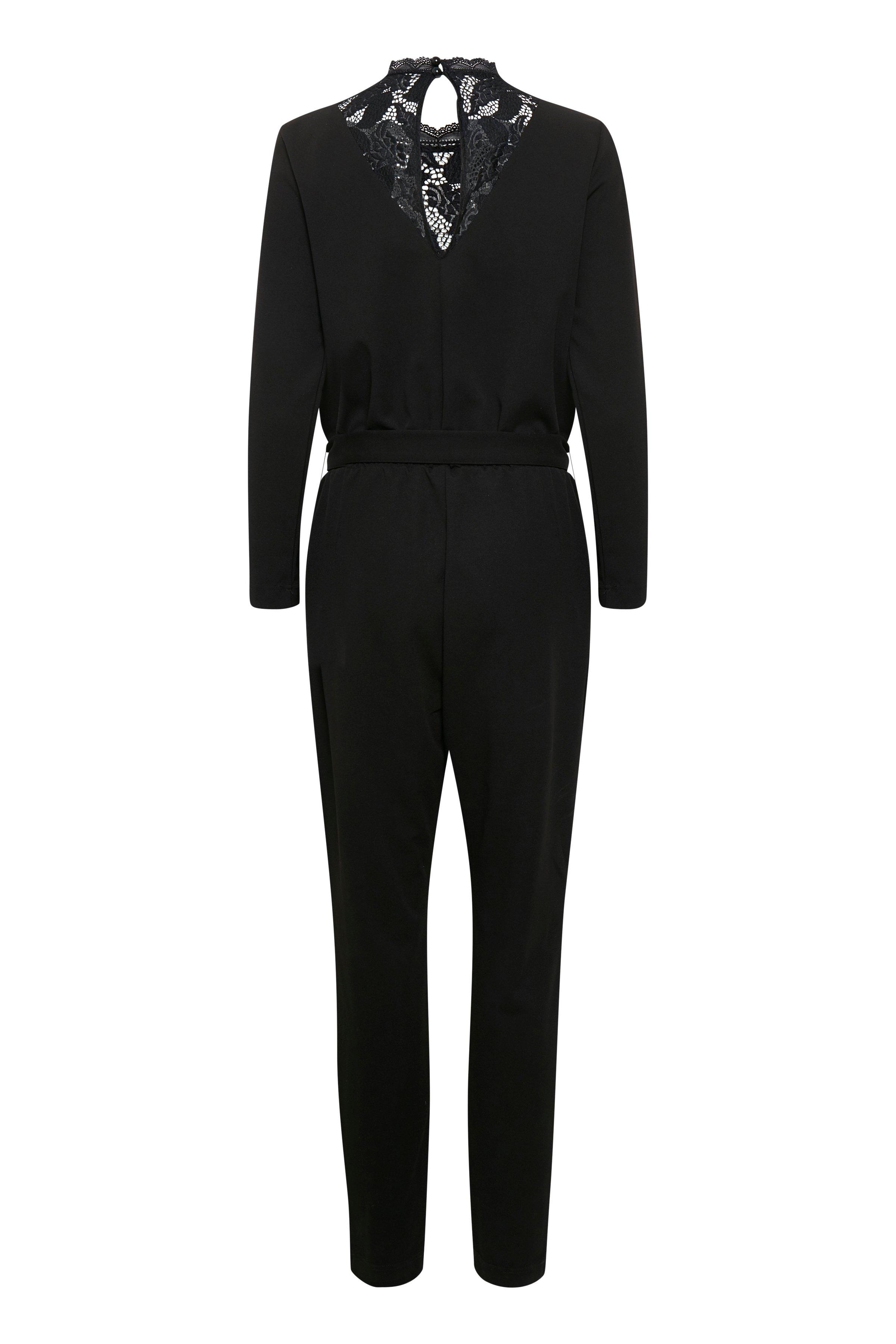 Black Jumpsuit från b.young – Köp Black Jumpsuit från storlek XS-XXL här