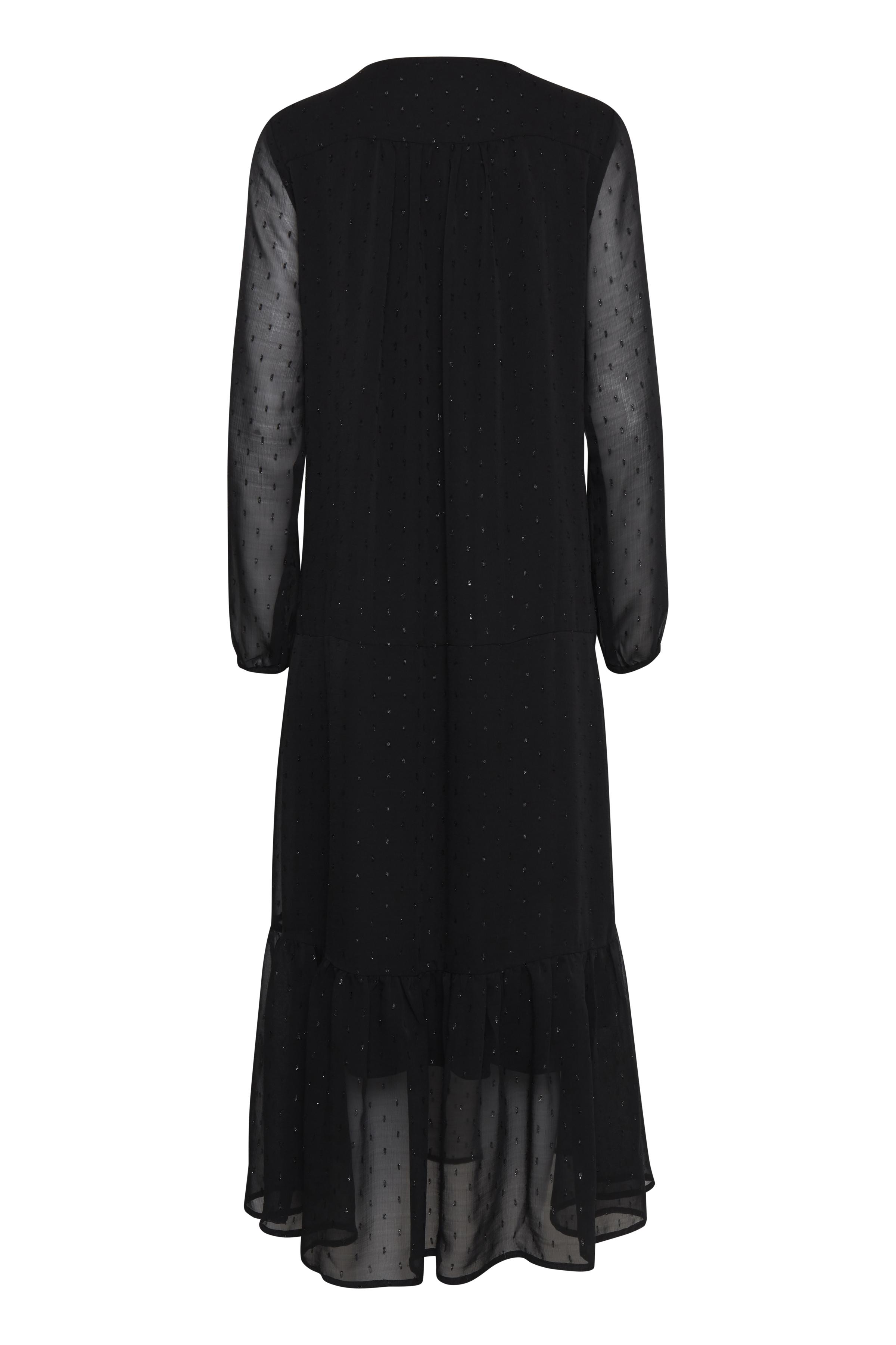 Black Kleid von b.young – Kaufen Sie Black Kleid aus Größe 34-42 hier