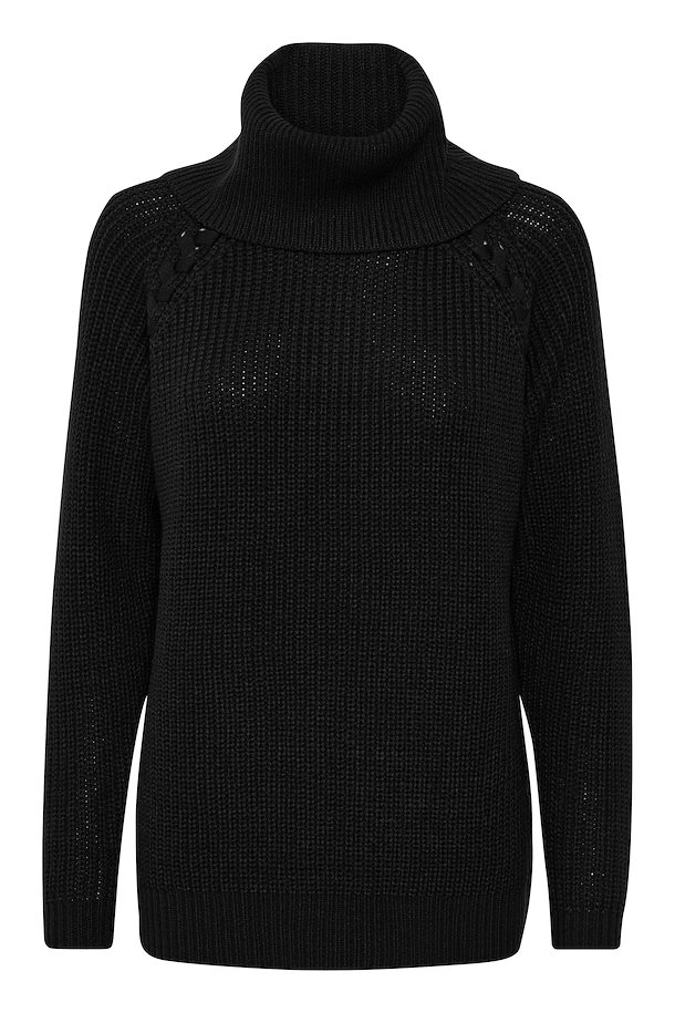 e11cd00be Black Knitted pullover from b.young – Buy Black Knitted pullover from size  XS-XXL here