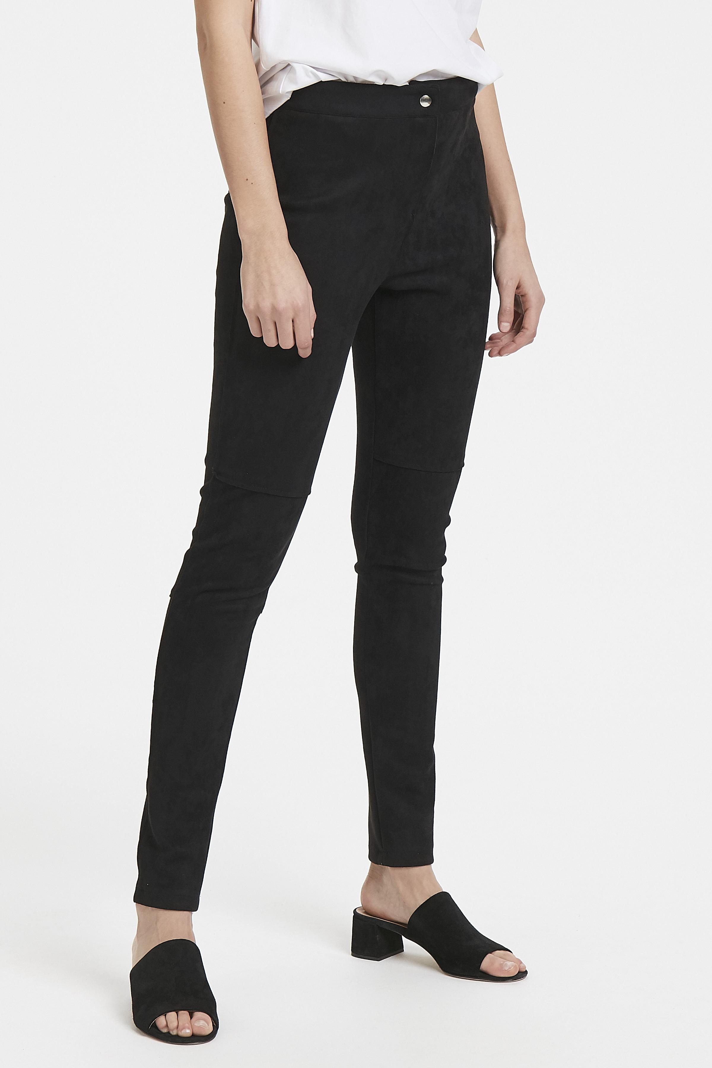 Black Leggings från b.young – Köp Black Leggings från storlek 34-44 här