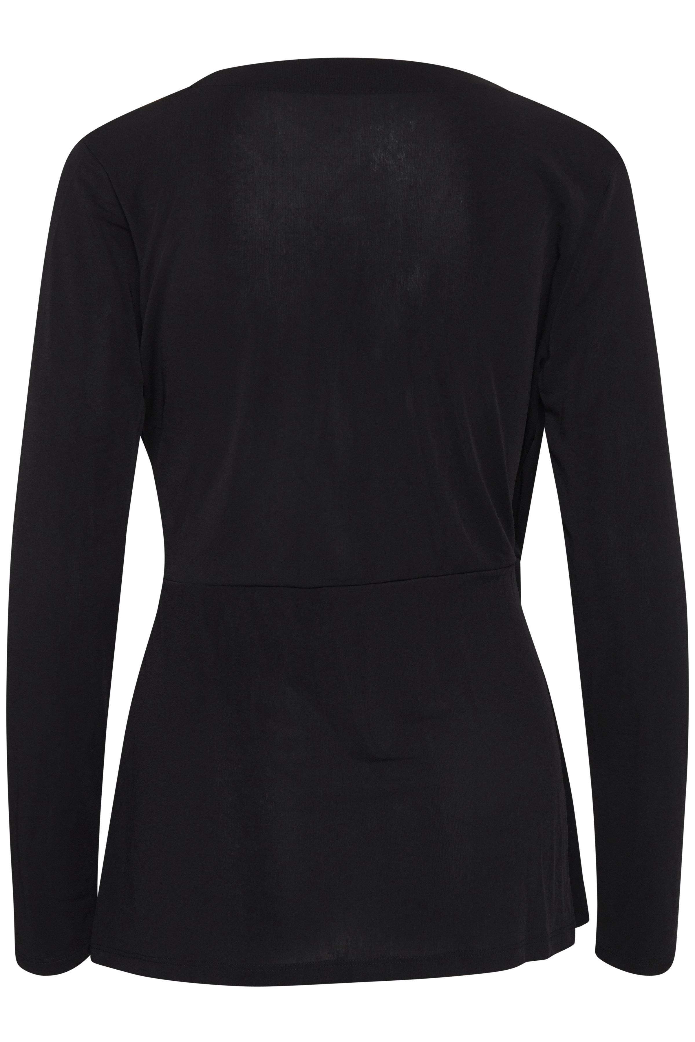 Black Long sleeved T-shirt from b.young – Buy Black Long sleeved T-shirt from size XS-XL here