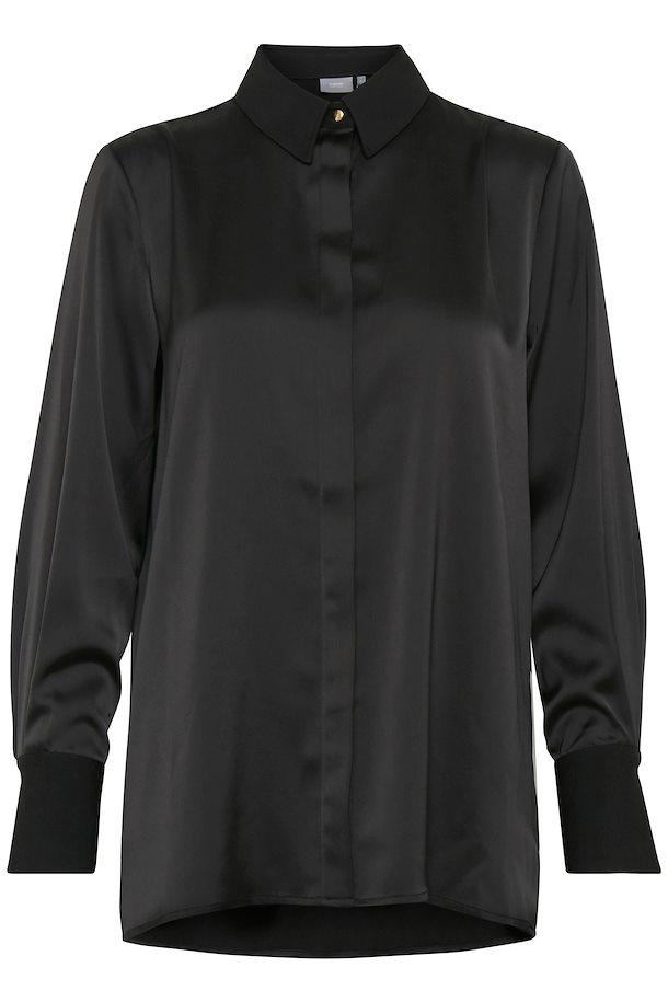 Maat 38 Overhemd.Black Overhemd Met Lang Mouwen Van B Young Koop Black Overhemd Met