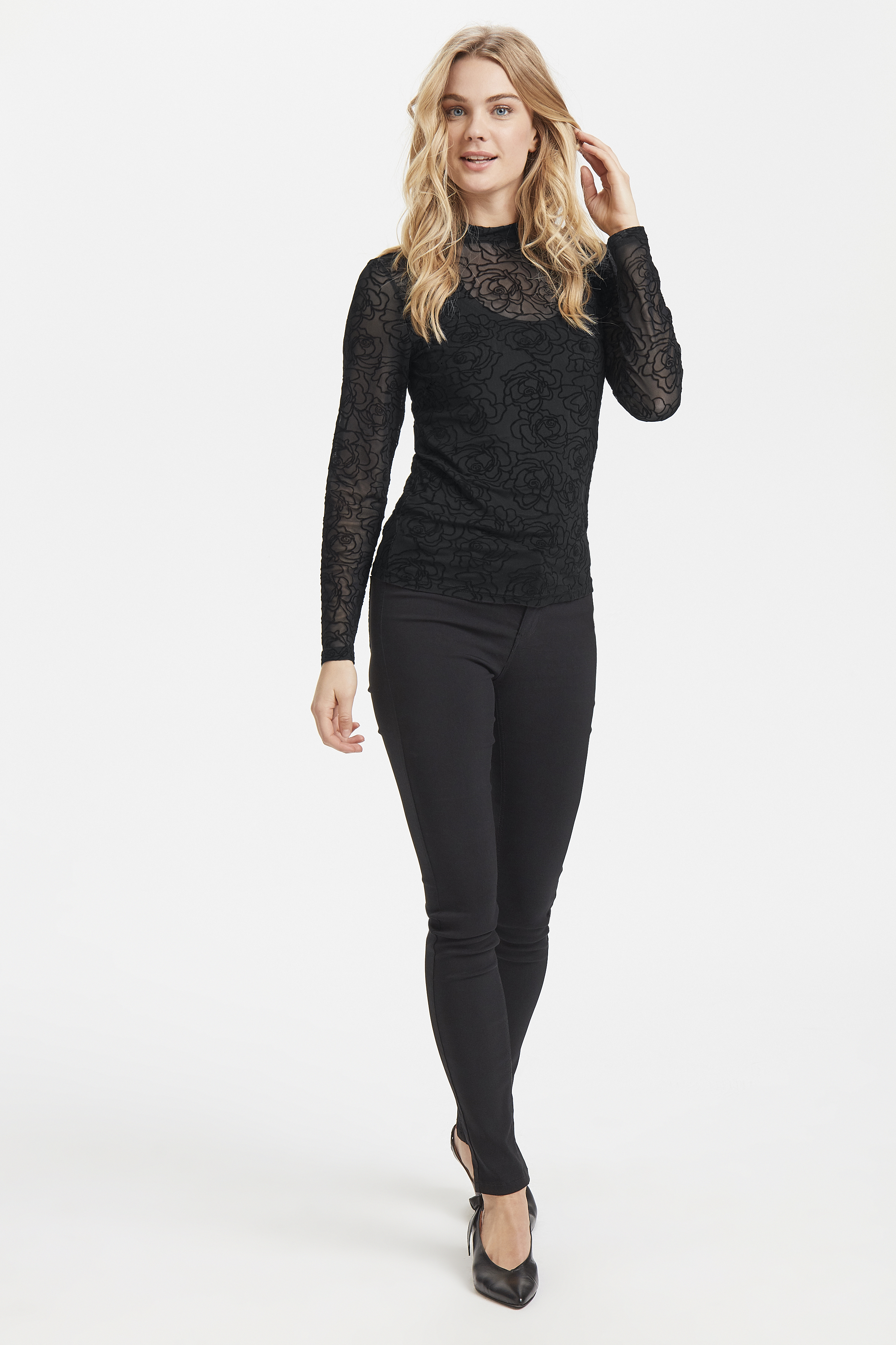 Black rose Combi 2  from b.young – Buy Black rose Combi 2  from size XS-XXL here
