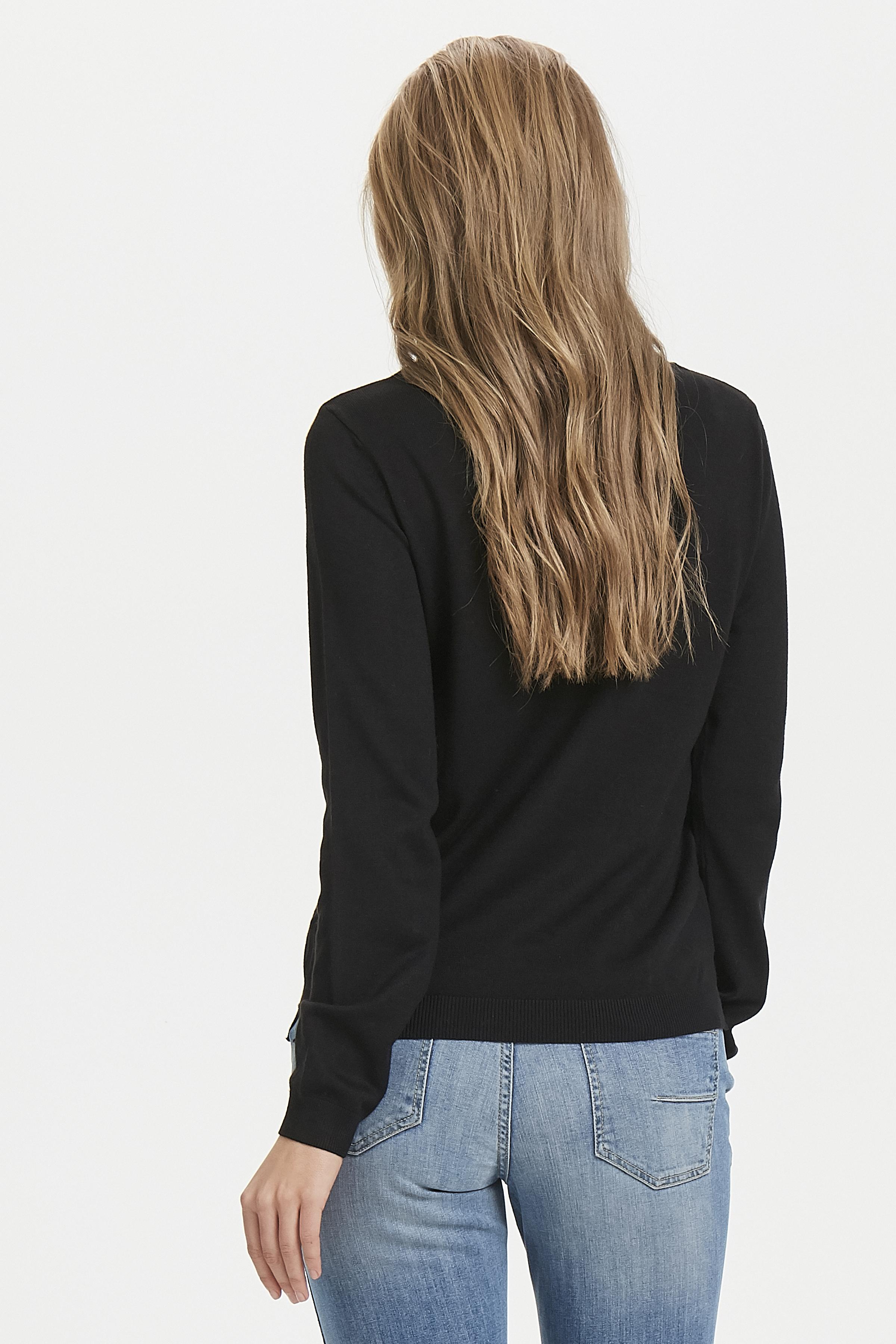 Black Strickpullover von b.young – Kaufen Sie Black Strickpullover aus Größe S-XXL hier