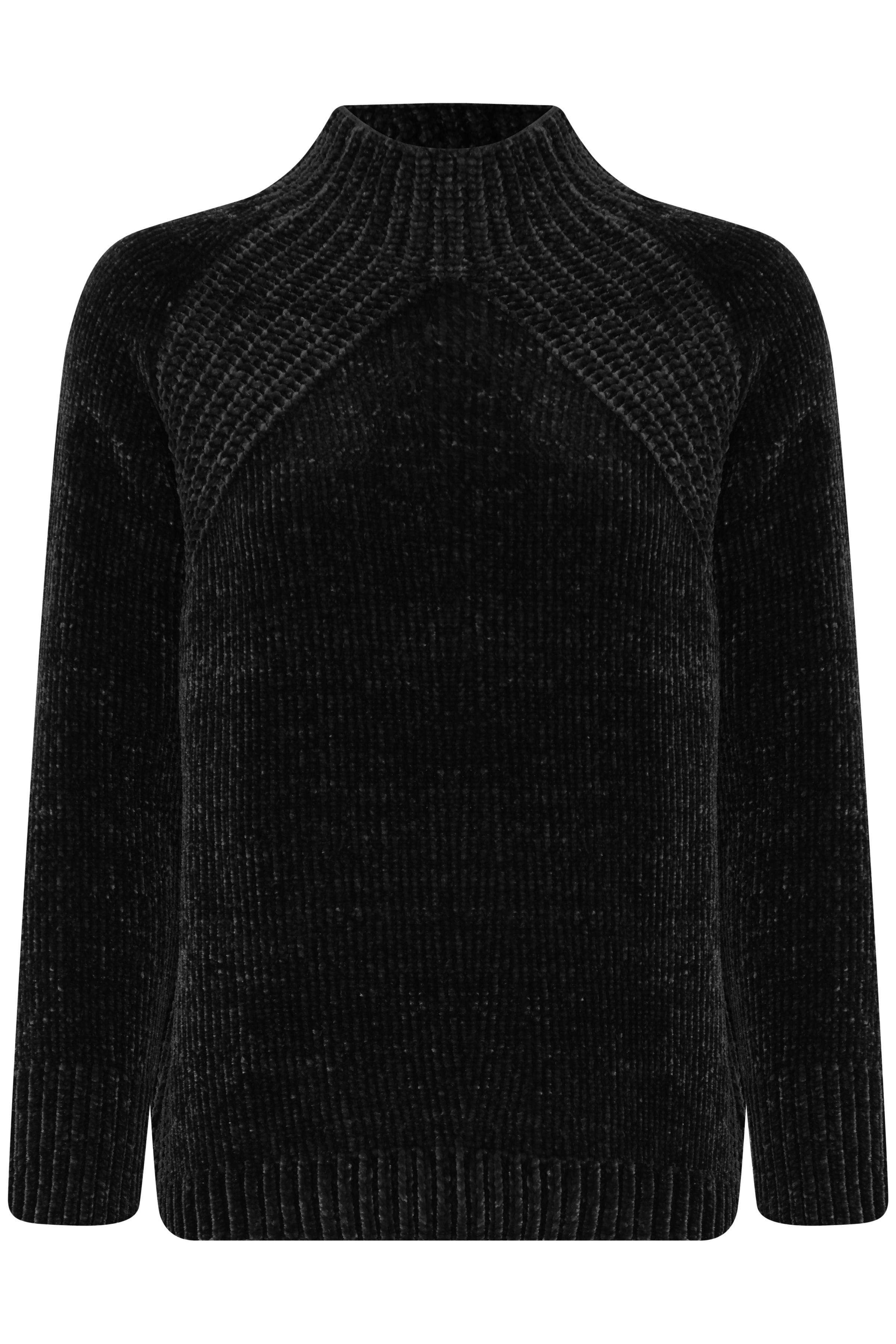 Black Strickpullover von b.young – Kaufen Sie Black Strickpullover aus Größe XS-XL hier