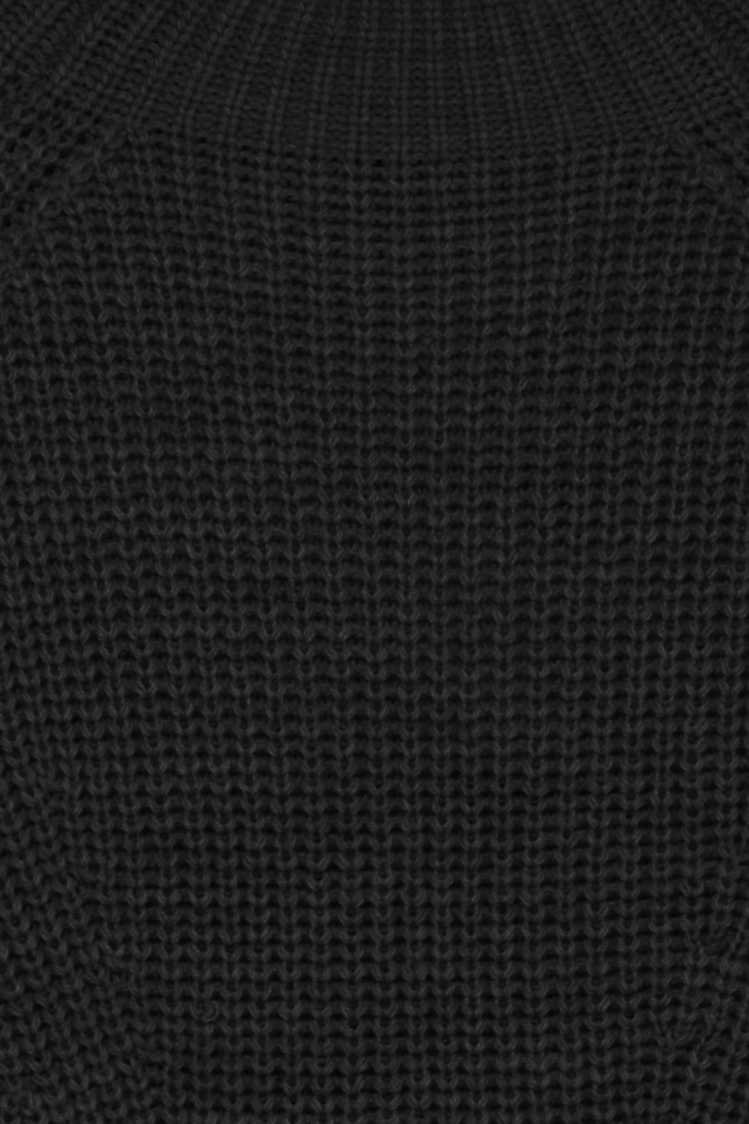 Black Stricktunika von b.young – Kaufen Sie Black Stricktunika aus Größe XS-XXL hier