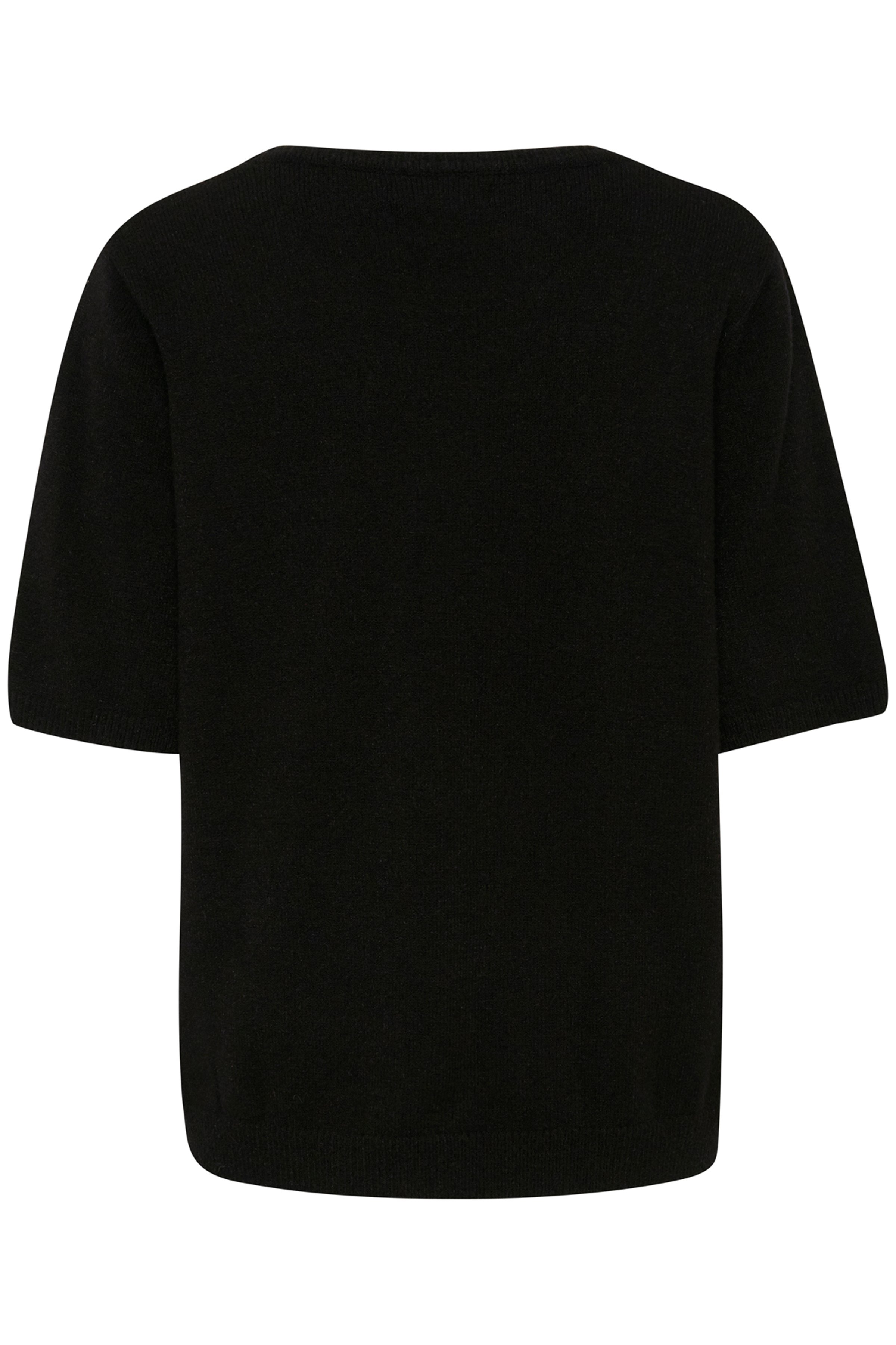 Black T-shirt from b.young – Buy Black T-shirt from size XS-XXL here