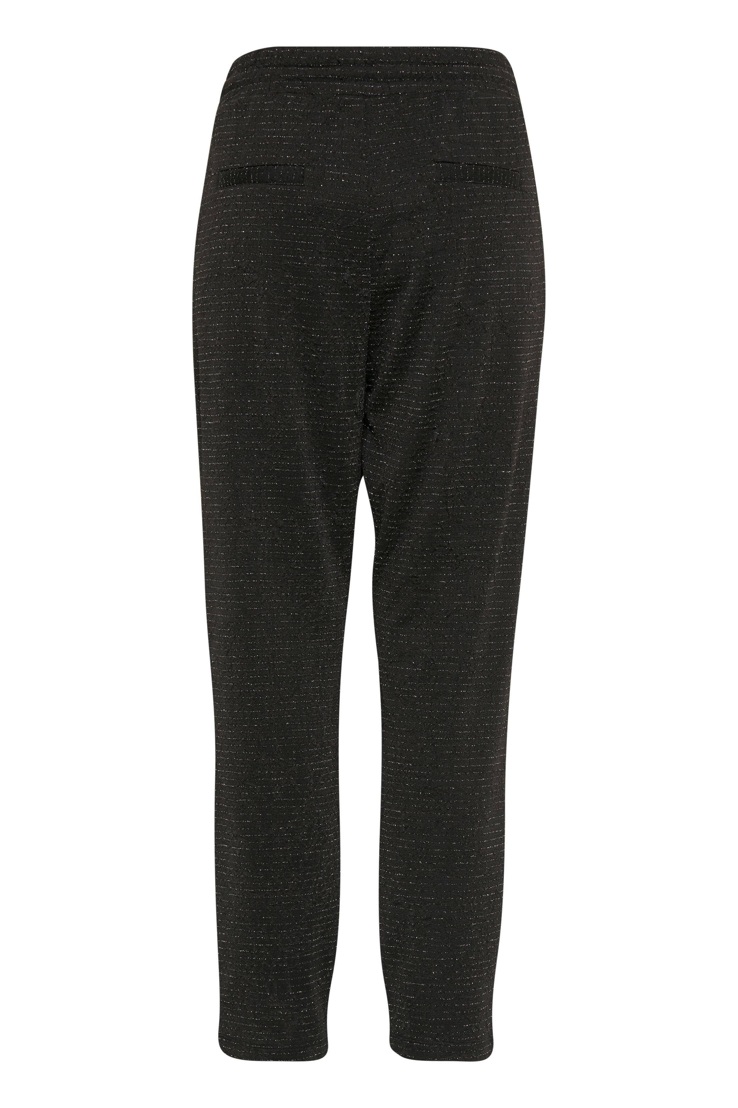 Black w. lurex Pants Casual fra b.young – Køb Black w. lurex Pants Casual fra str. S-XXL her