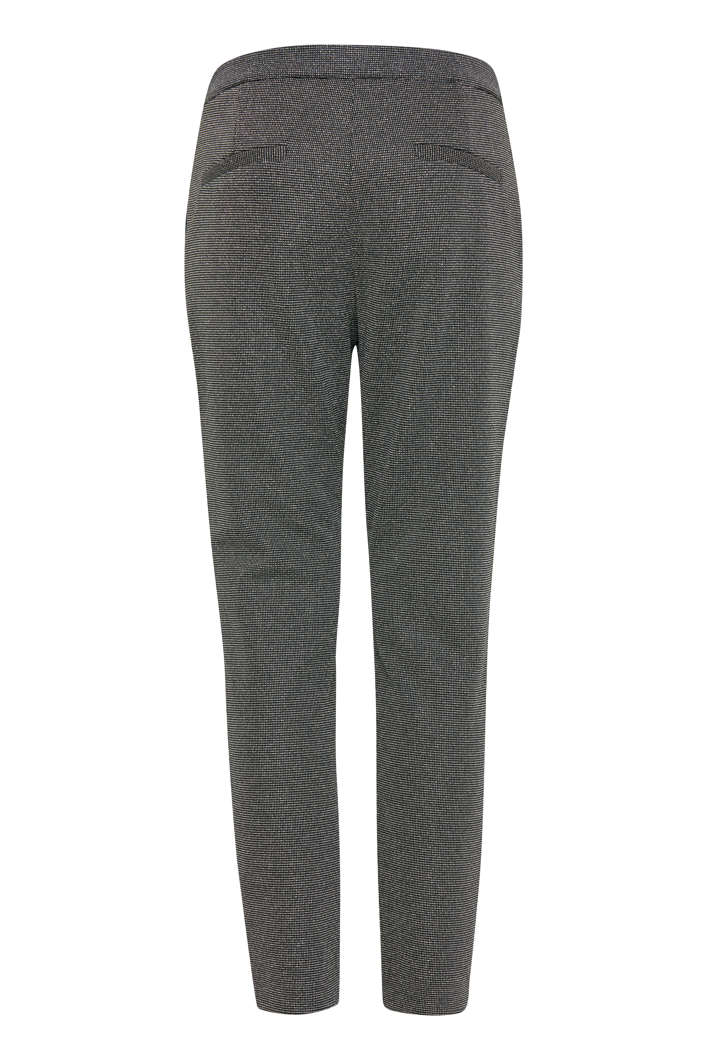 Black w. silver Pants Casual fra b.young – Køb Black w. silver Pants Casual fra str. S-XXL her