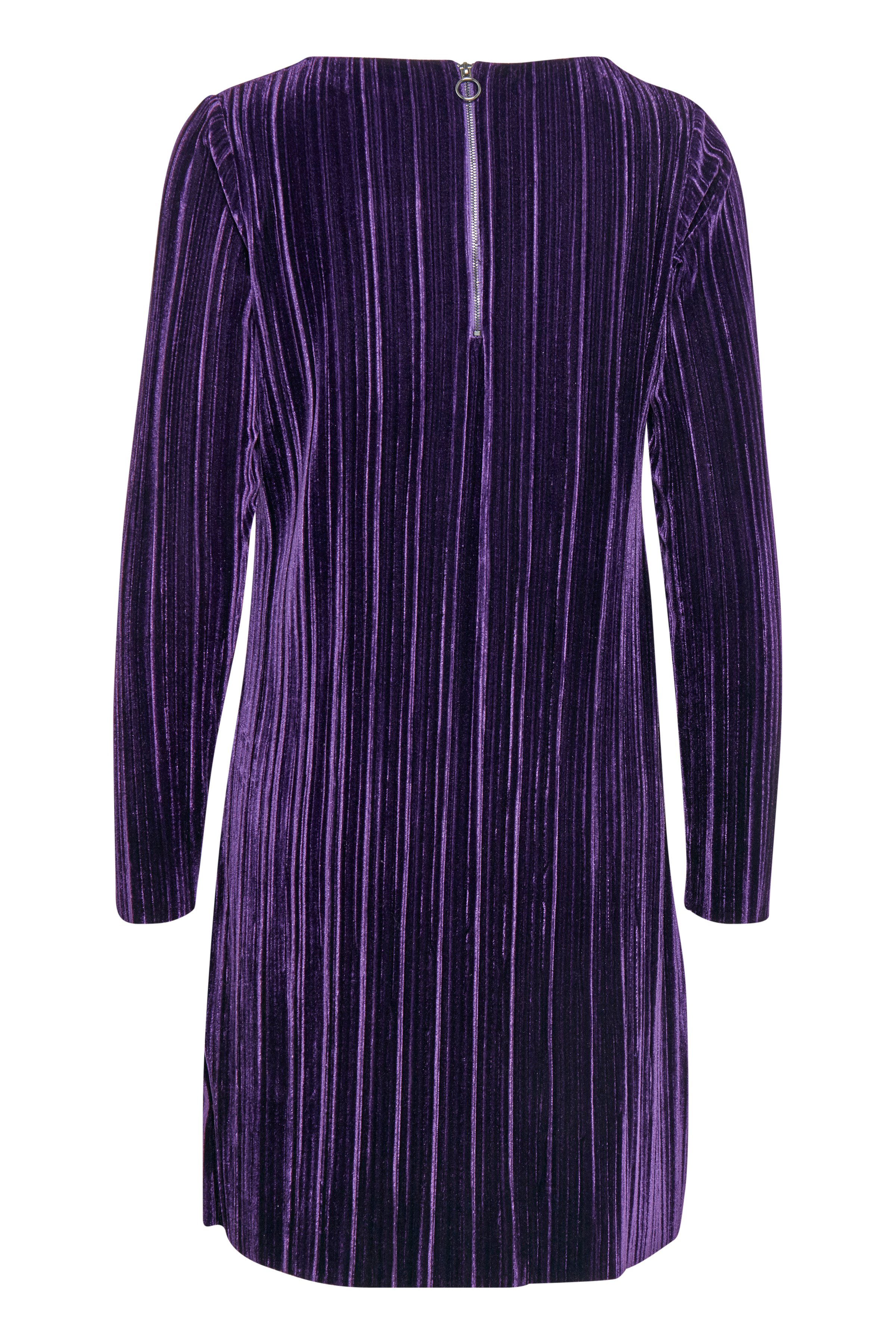 Blackberry Purple Dress from b.young – Buy Blackberry Purple Dress from size XS-XXL here