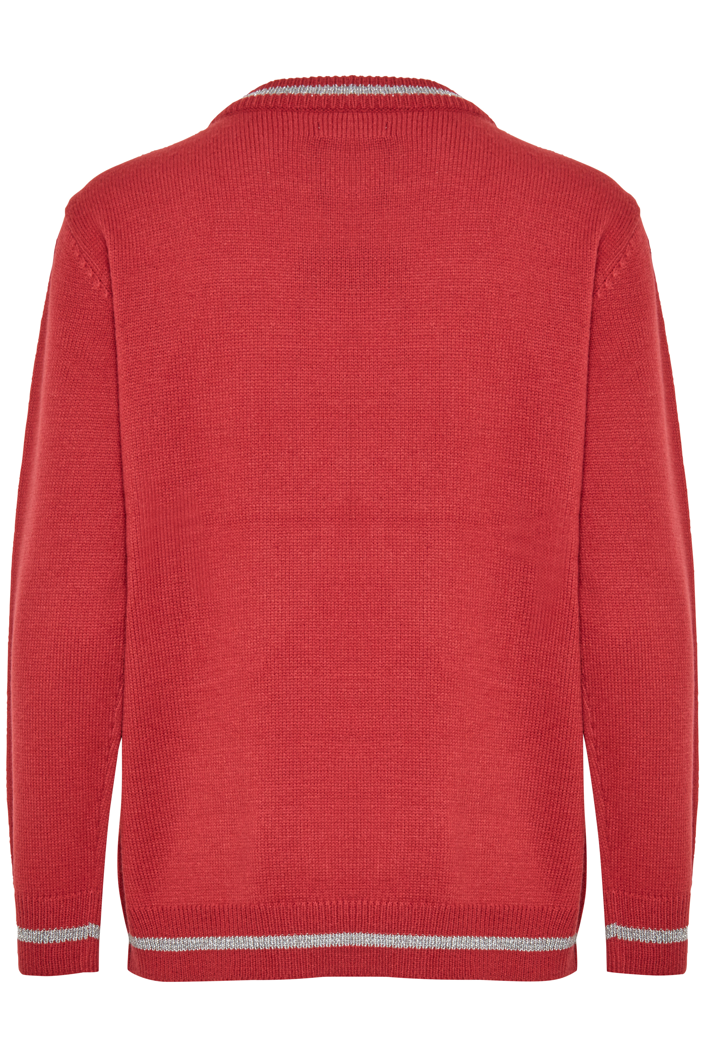 Blood Red Combi 1 Knitted pullover from b.young – Buy Blood Red Combi 1 Knitted pullover from size XS-XXL here
