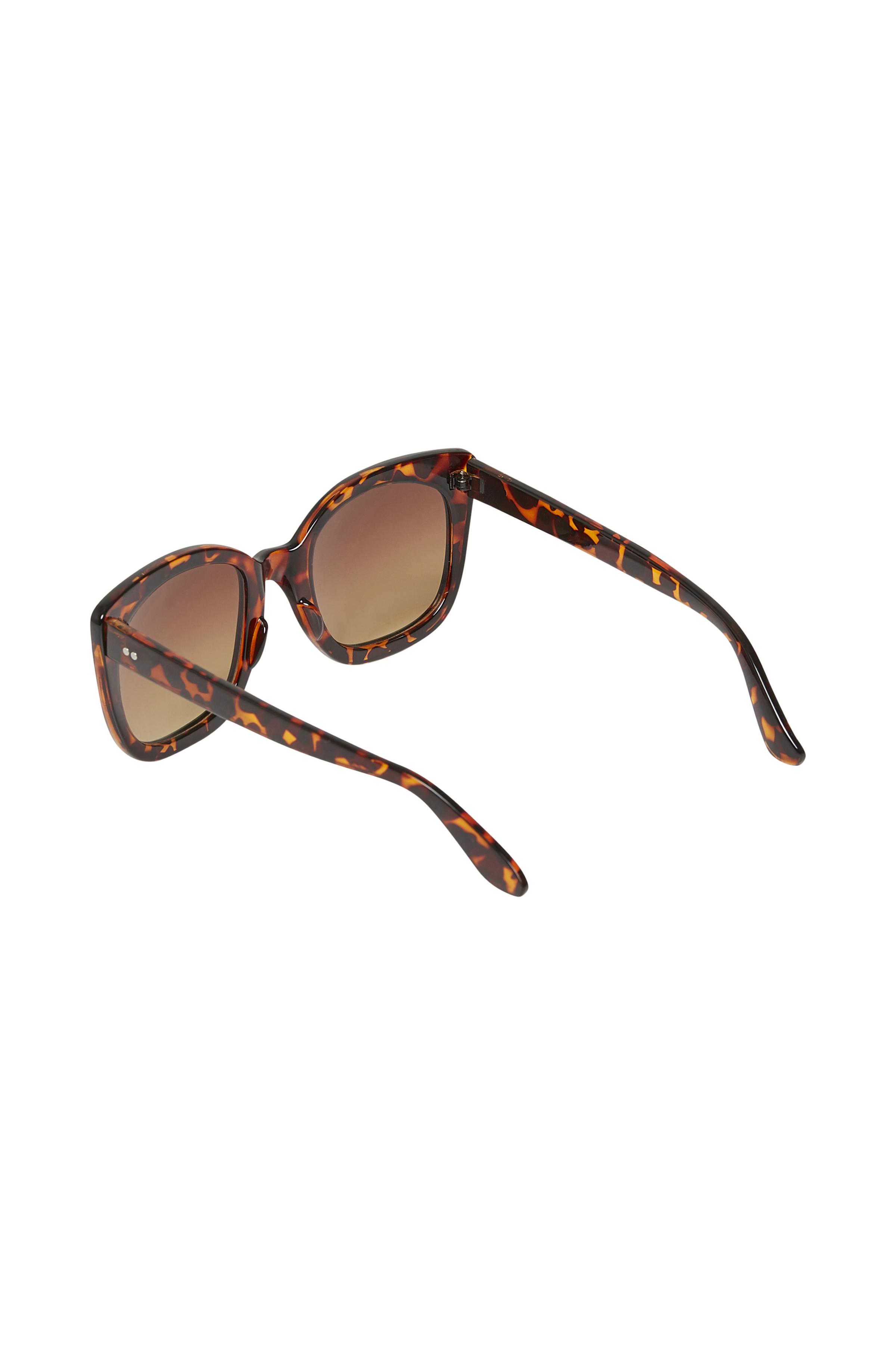 Braun Sonnenbrille von b.young – Kaufen Sie Braun Sonnenbrille aus Größe ONE hier