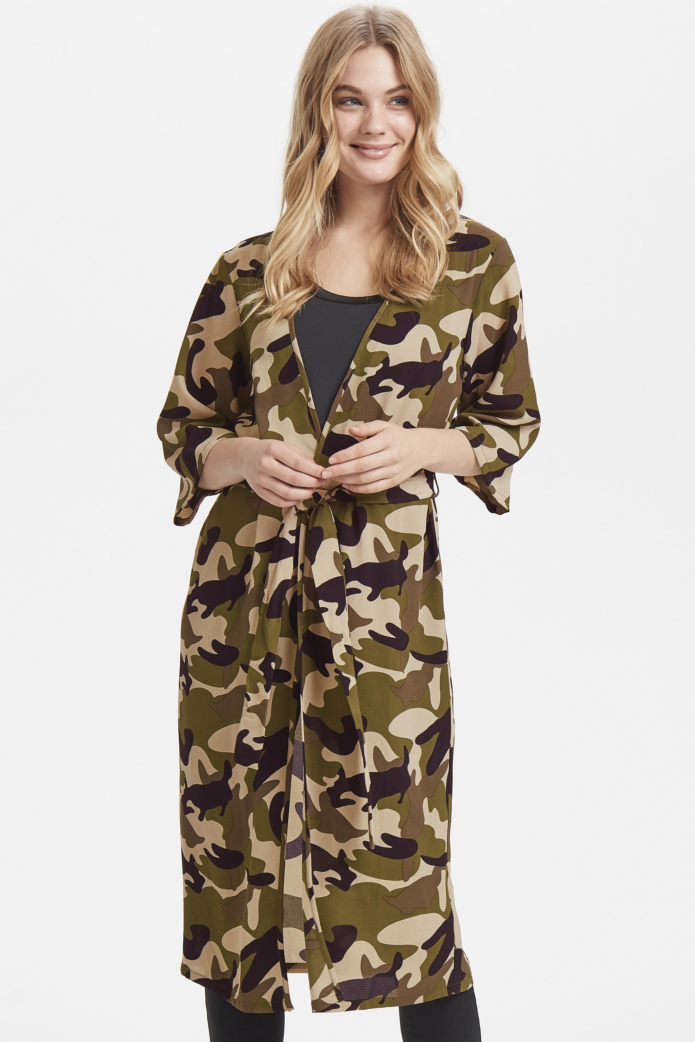 Camo combi 1 Kimono fra b.young – Køb Camo combi 1 Kimono fra str. 34-42 her