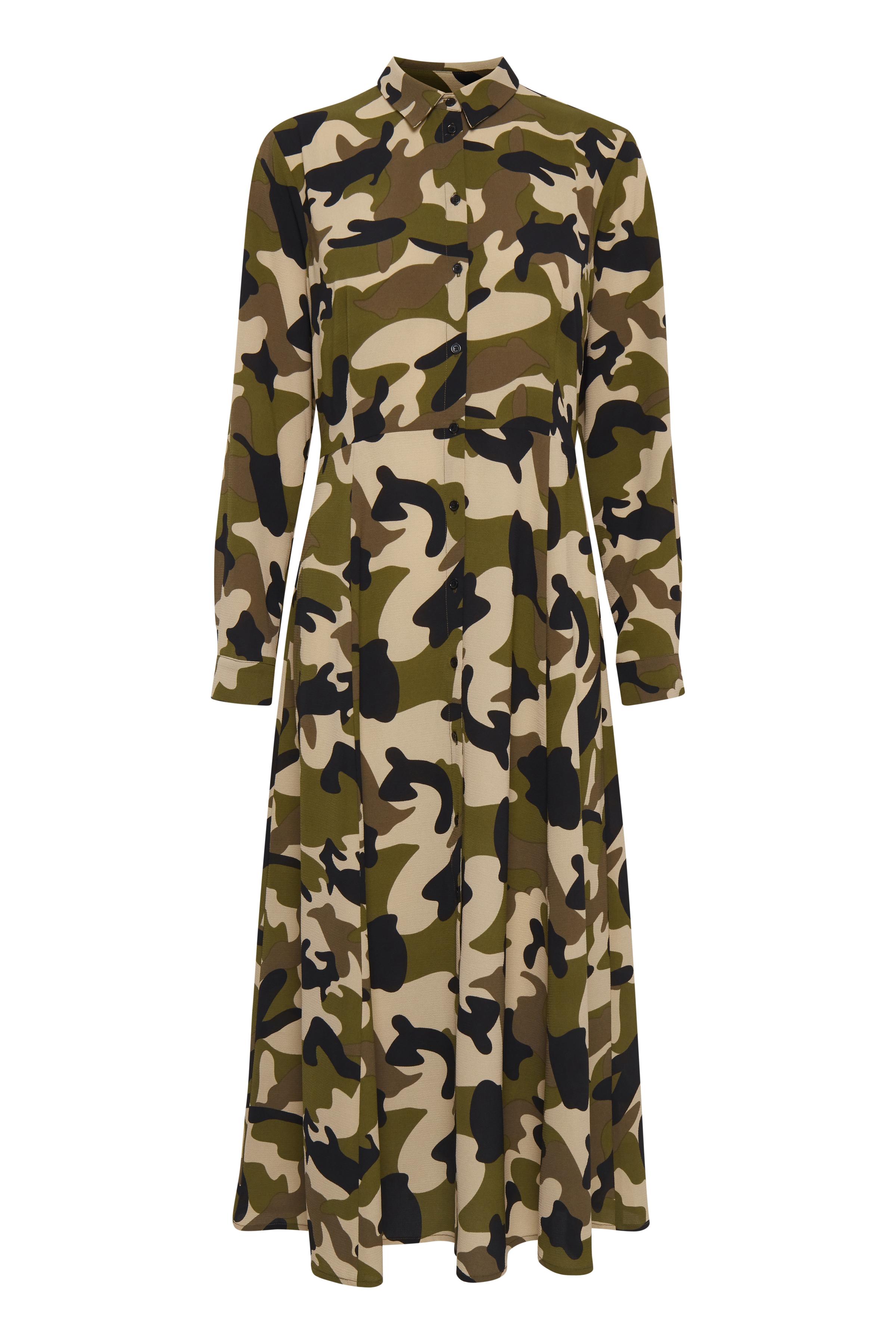 Camo combi 1 Kleid von b.young – Kaufen Sie Camo combi 1 Kleid aus Größe 34-42 hier