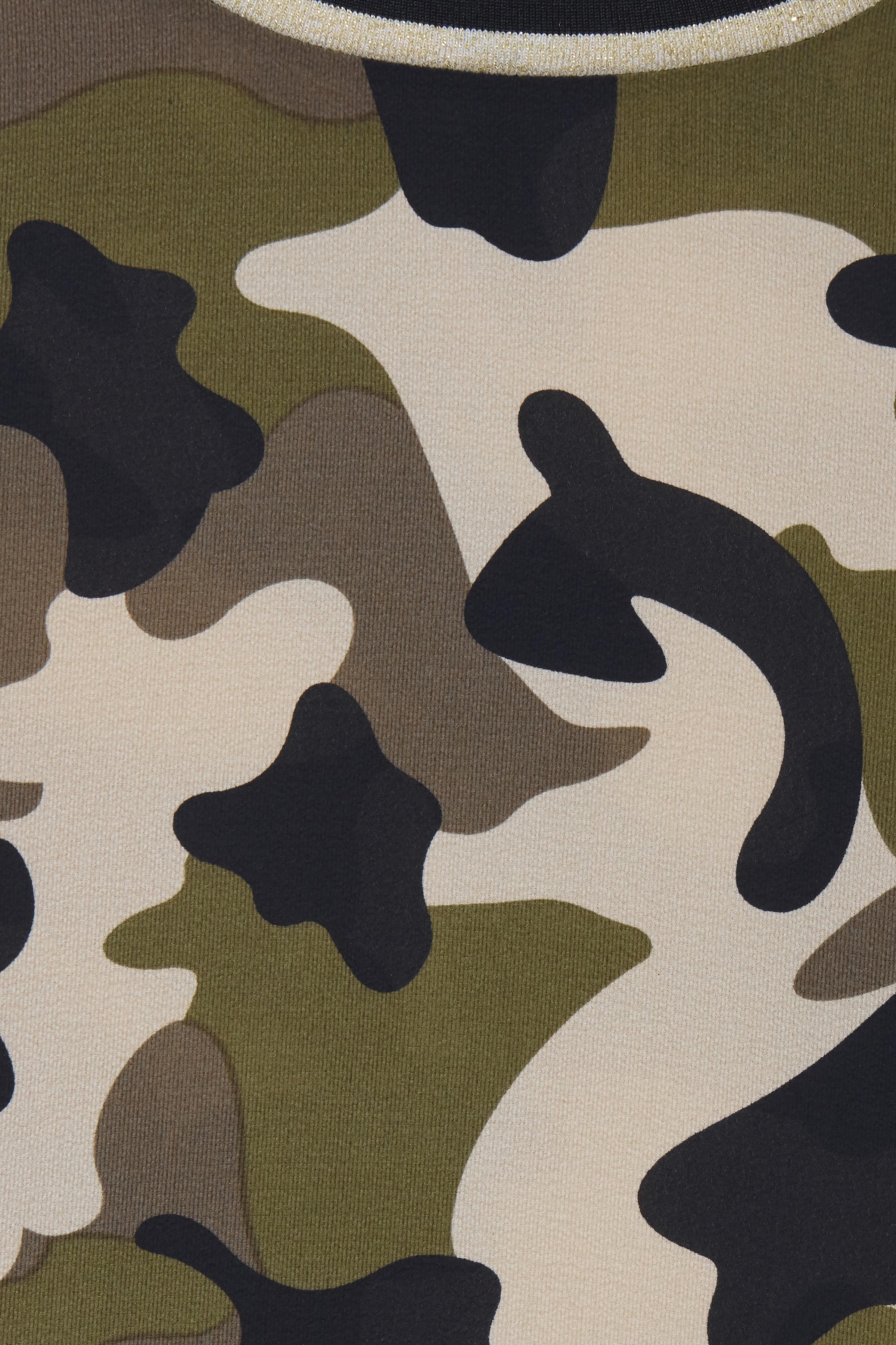 Camo combi 1 Langærmet bluse fra b.young – Køb Camo combi 1 Langærmet bluse fra str. 36-44 her