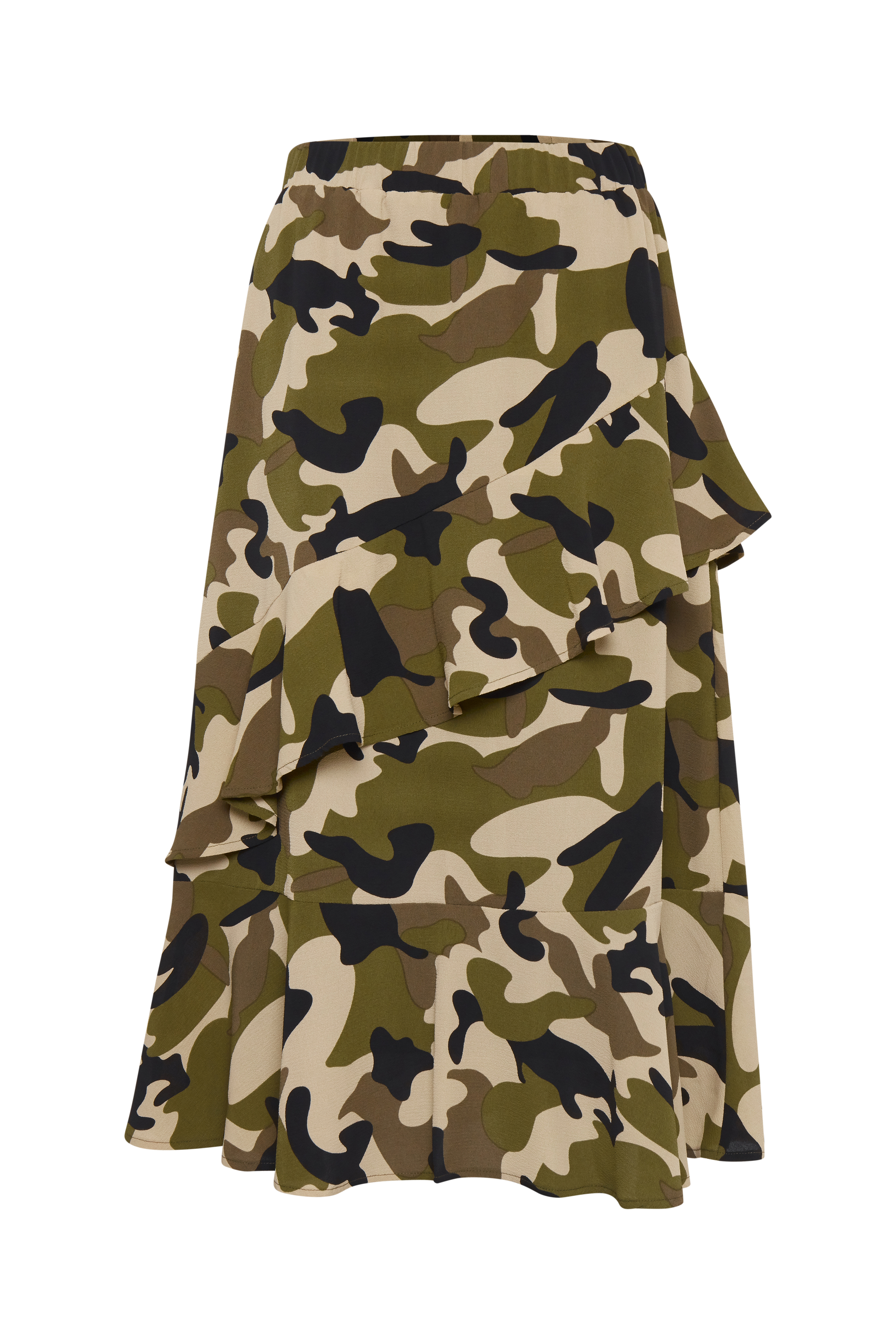 Camo combi 1 Skirt from b.young – Buy Camo combi 1 Skirt from size 36-44 here
