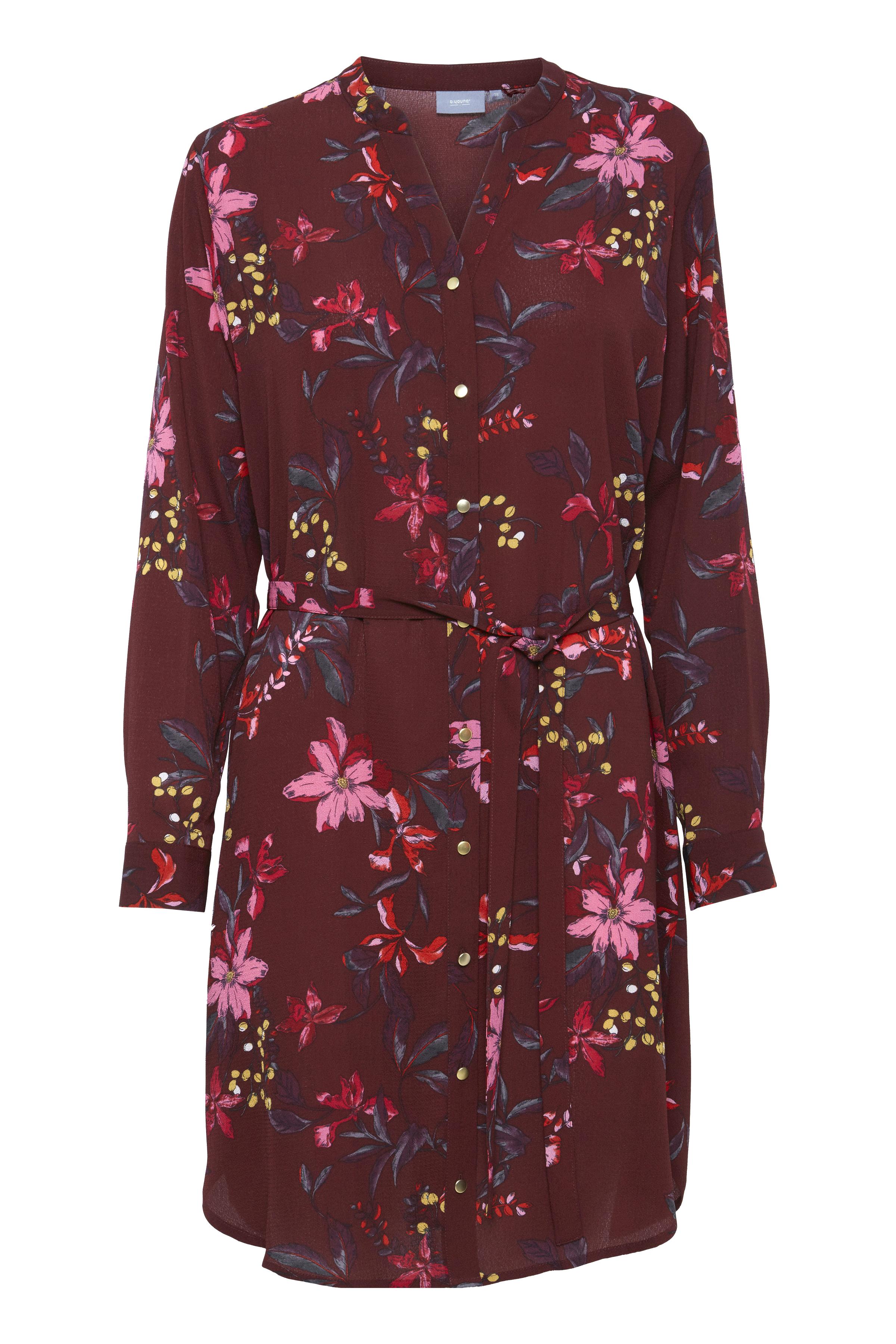 Candy Pink combi Kleid von b.young – Kaufen Sie Candy Pink combi Kleid aus Größe 36-46 hier