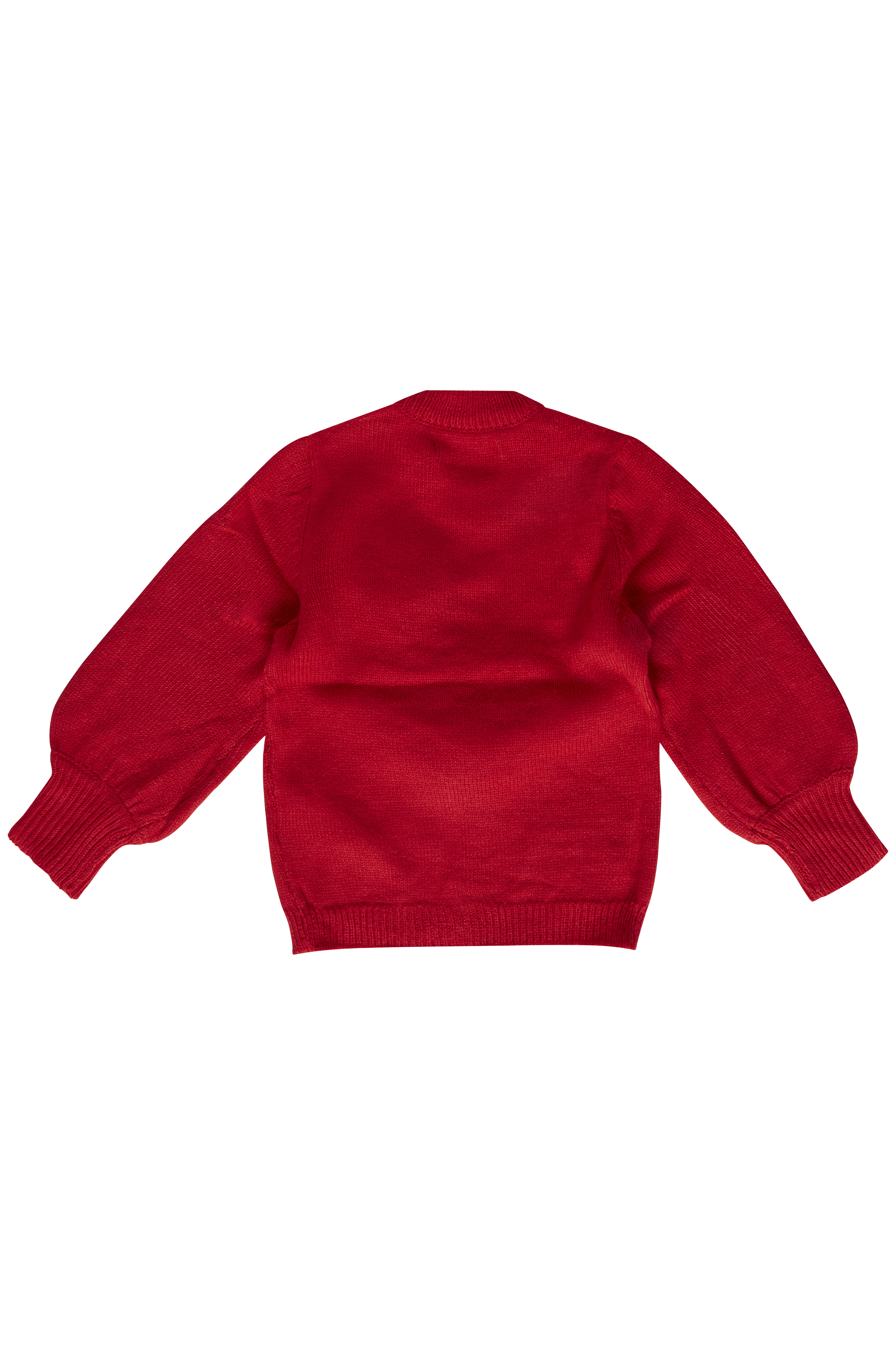 Chinese Red combi 2 Strickpullover von b.young – Kaufen Sie Chinese Red combi 2 Strickpullover aus Größe 92-134/140 hier