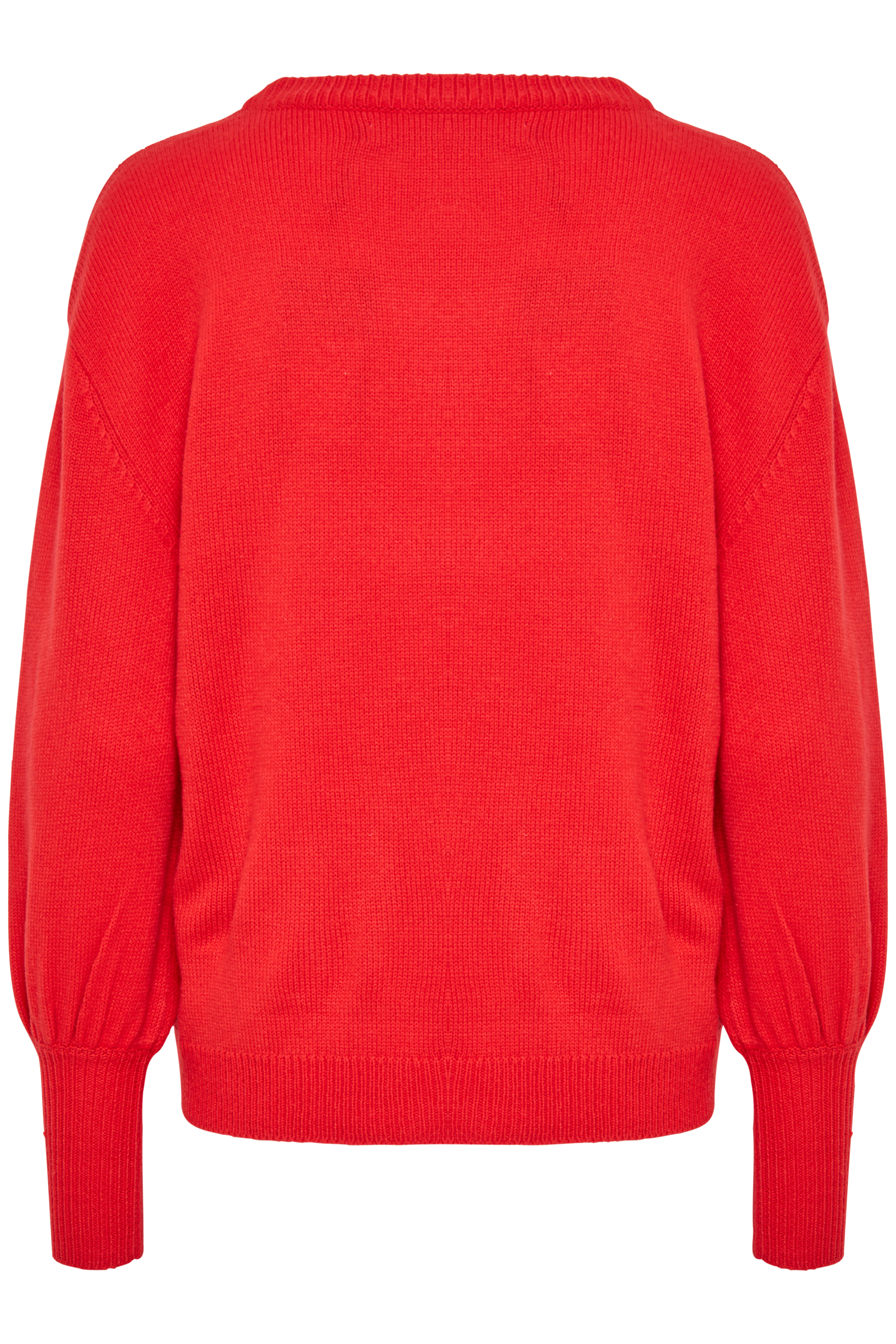 Chinese Red combi 2 Strikpullover fra b.young – Køb Chinese Red combi 2 Strikpullover fra str. XS-XXL her