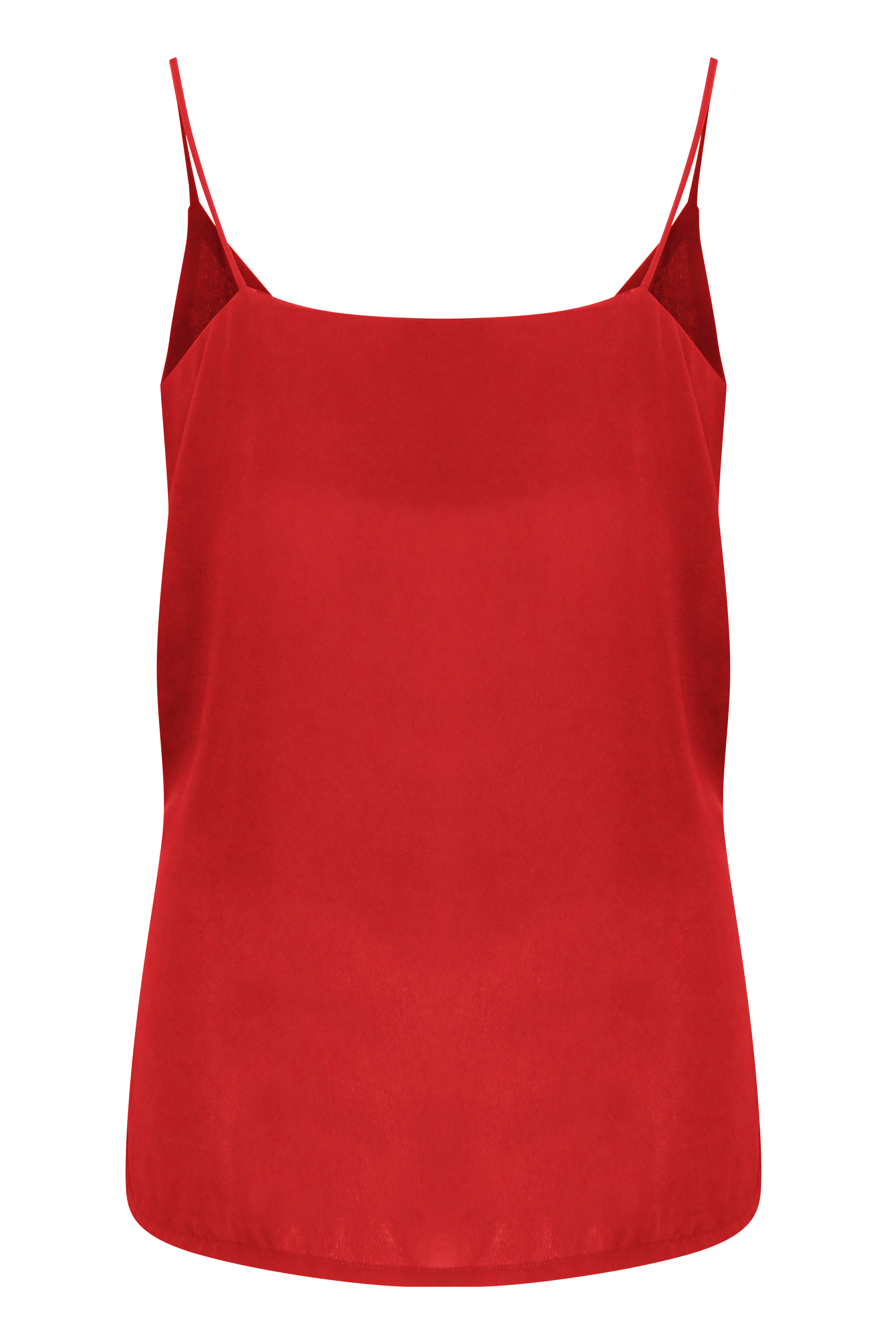 Chinese Red Top fra b.young – Køb Chinese Red Top fra str. 34-44 her