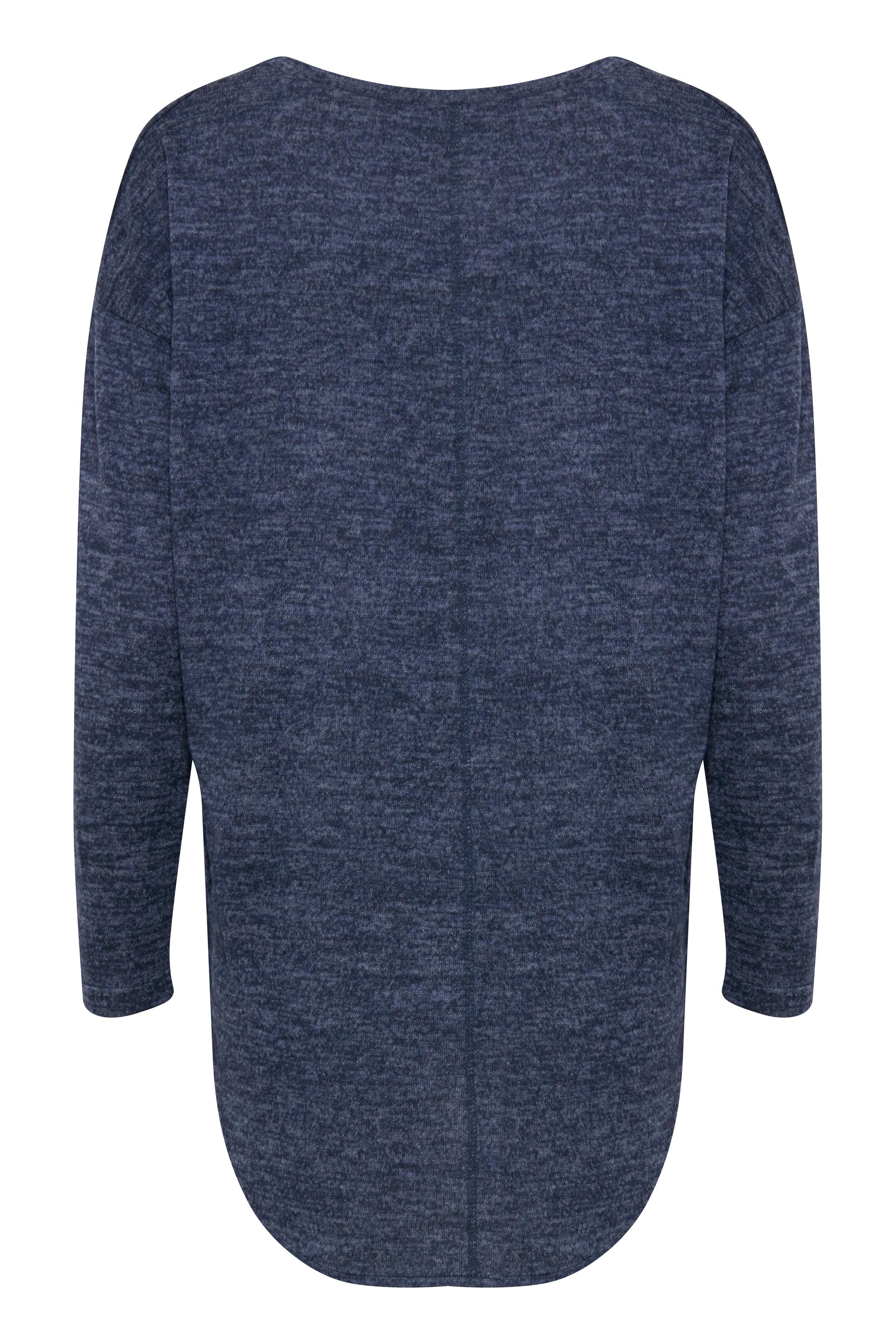 Copenhagen Night Mel. Jersey tunic from b.young – Buy Copenhagen Night Mel. Jersey tunic from size S-XL here