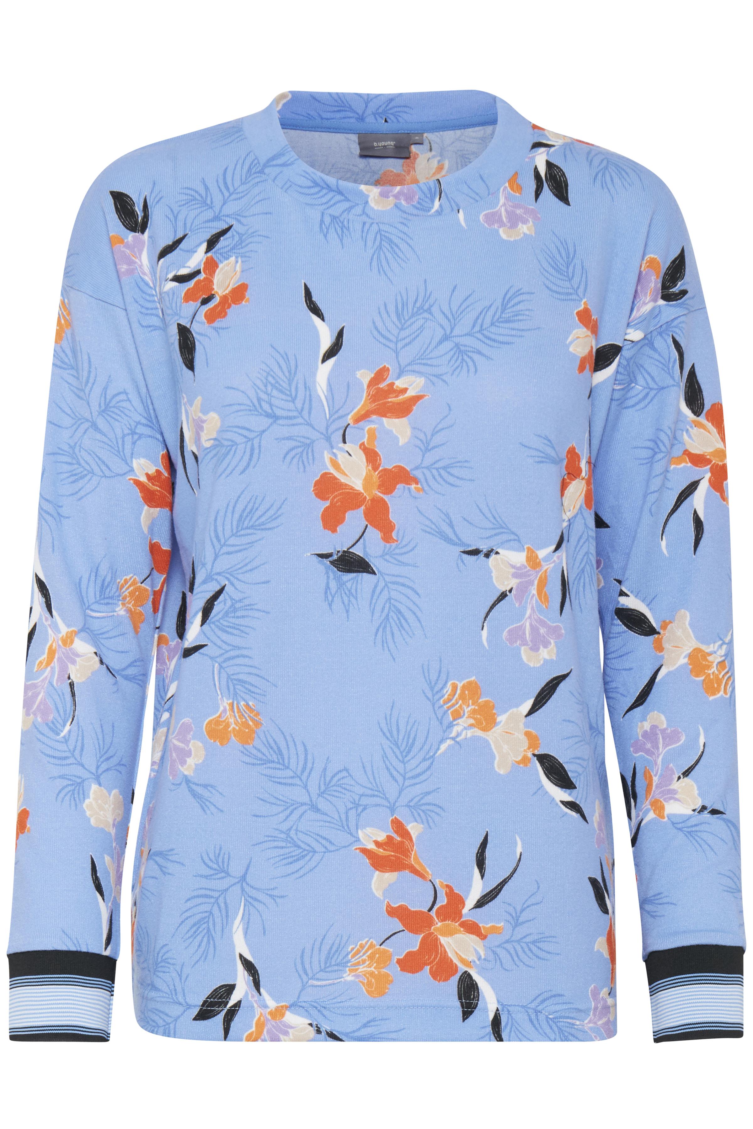 Cornflower blue combi 1 Langærmet bluse fra b.young – Køb Cornflower blue combi 1 Langærmet bluse fra str. XS-XXL her
