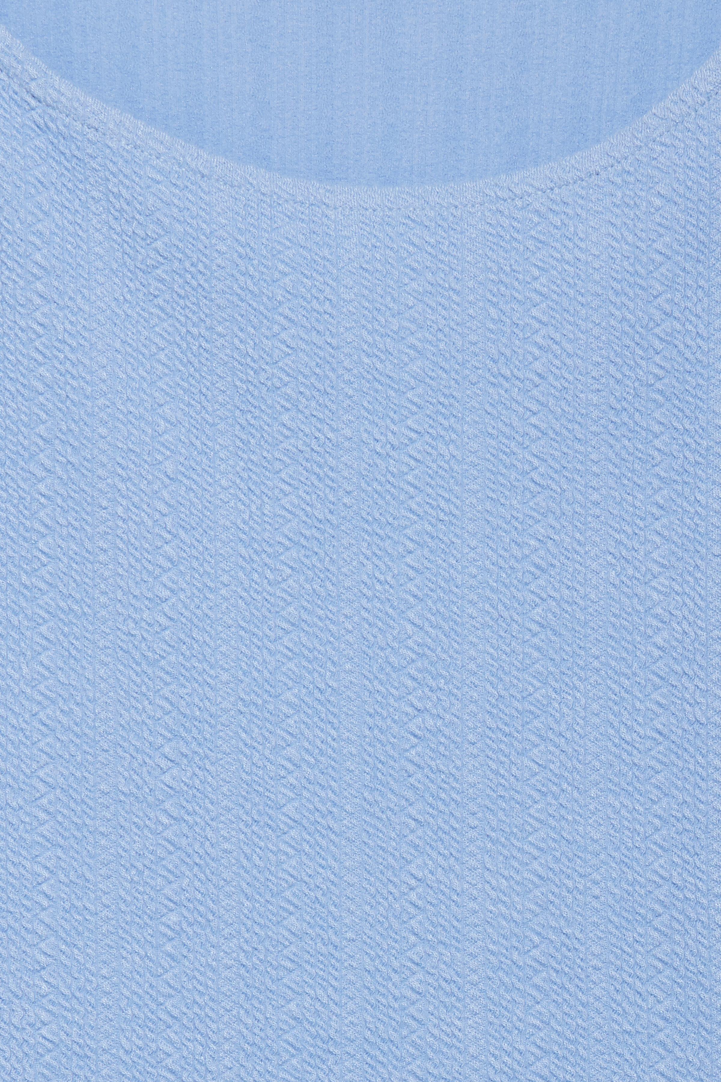 Cornflower Blue Langærmet T-shirt fra b.young – Køb Cornflower Blue Langærmet T-shirt fra str. S-XXL her