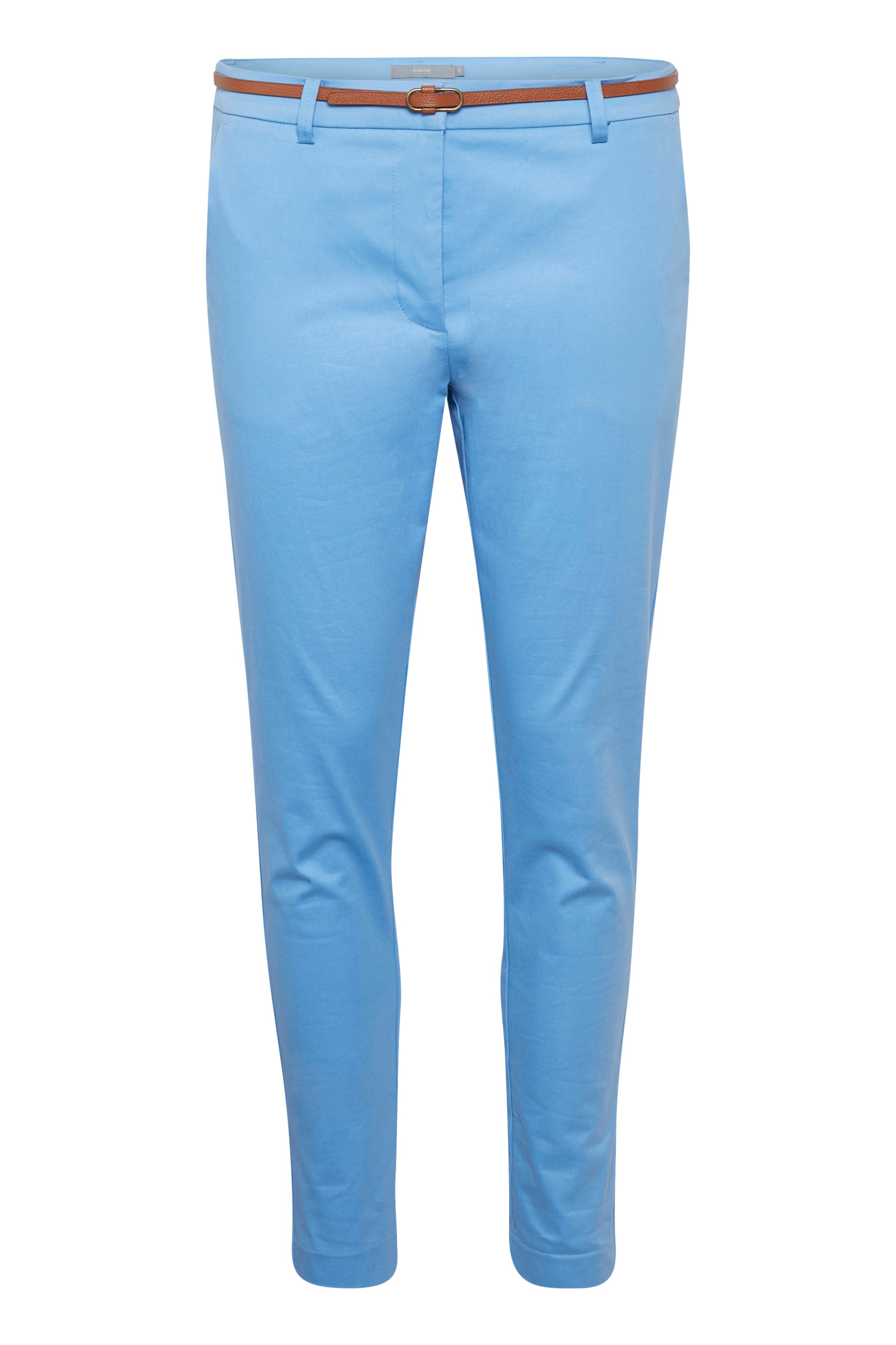 Cornflower Blue Pants Suiting fra b.young – Køb Cornflower Blue Pants Suiting fra str. 34-46 her