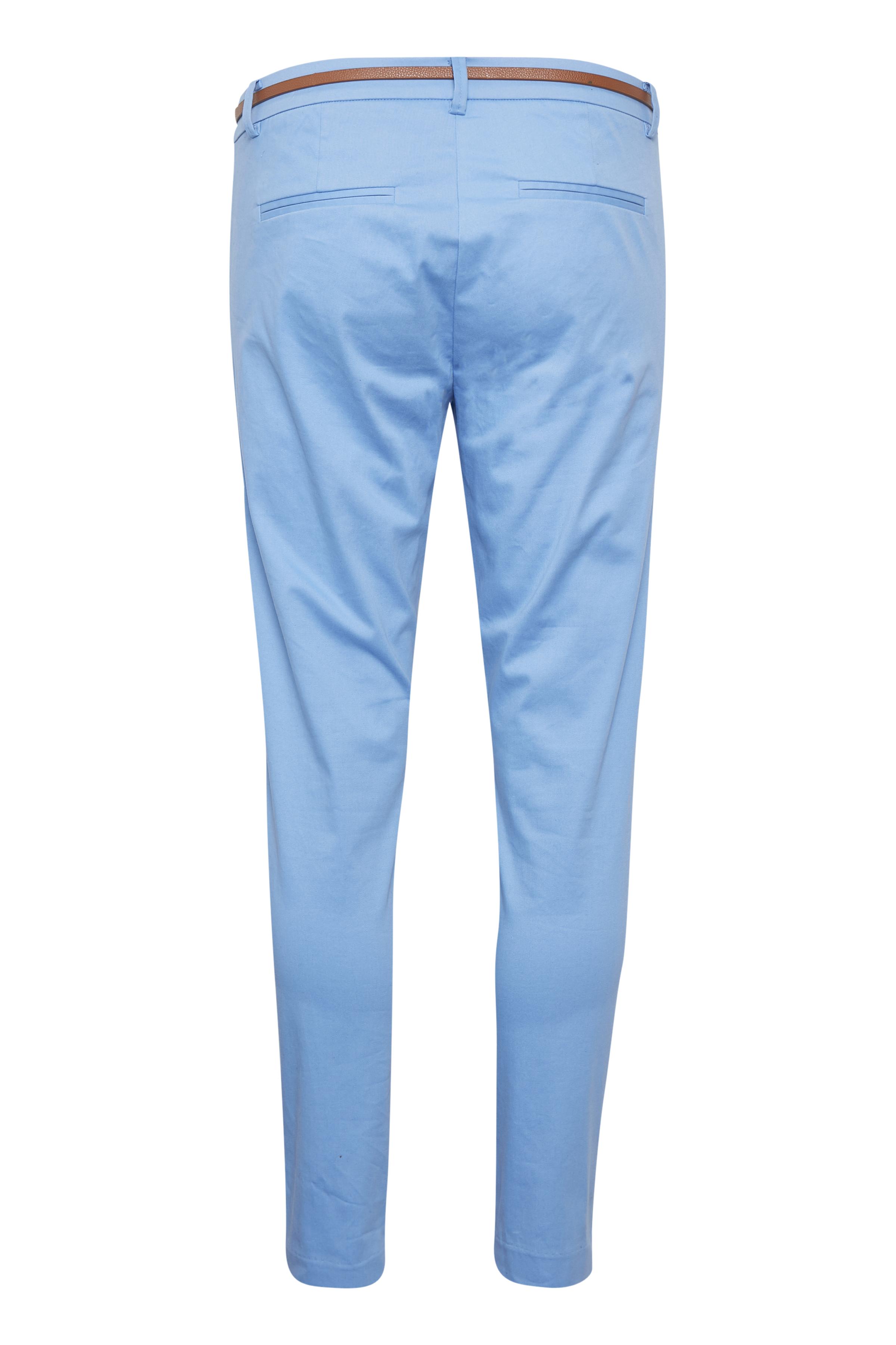 Cornflower Blue Pants Suiting von b.young – Kaufen Sie Cornflower Blue Pants Suiting aus Größe 34-46 hier